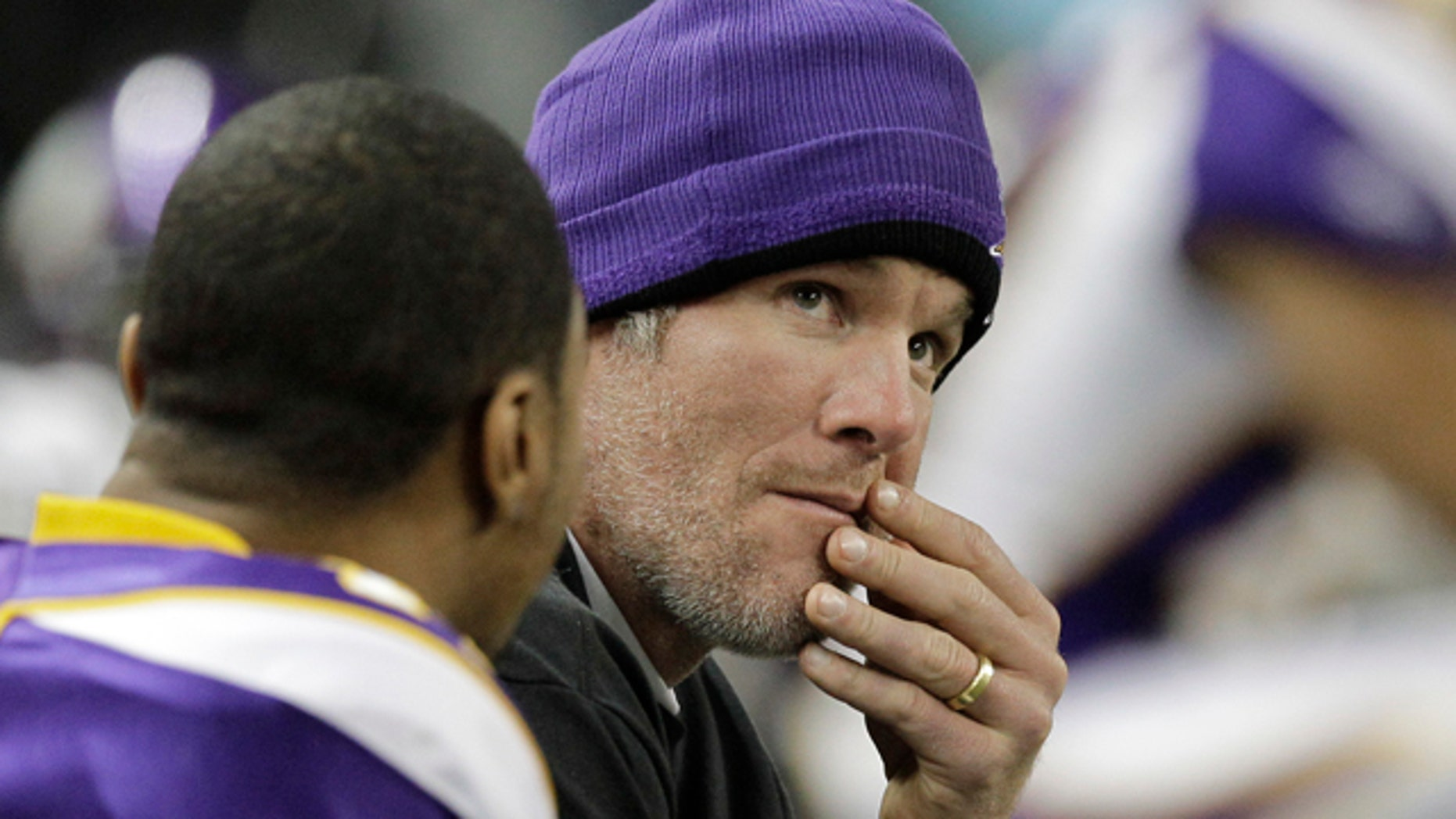 It looks like the end of the line for Brett Favre, who has reportedly turned in his retirement paperwork after 20 NFL seasons.