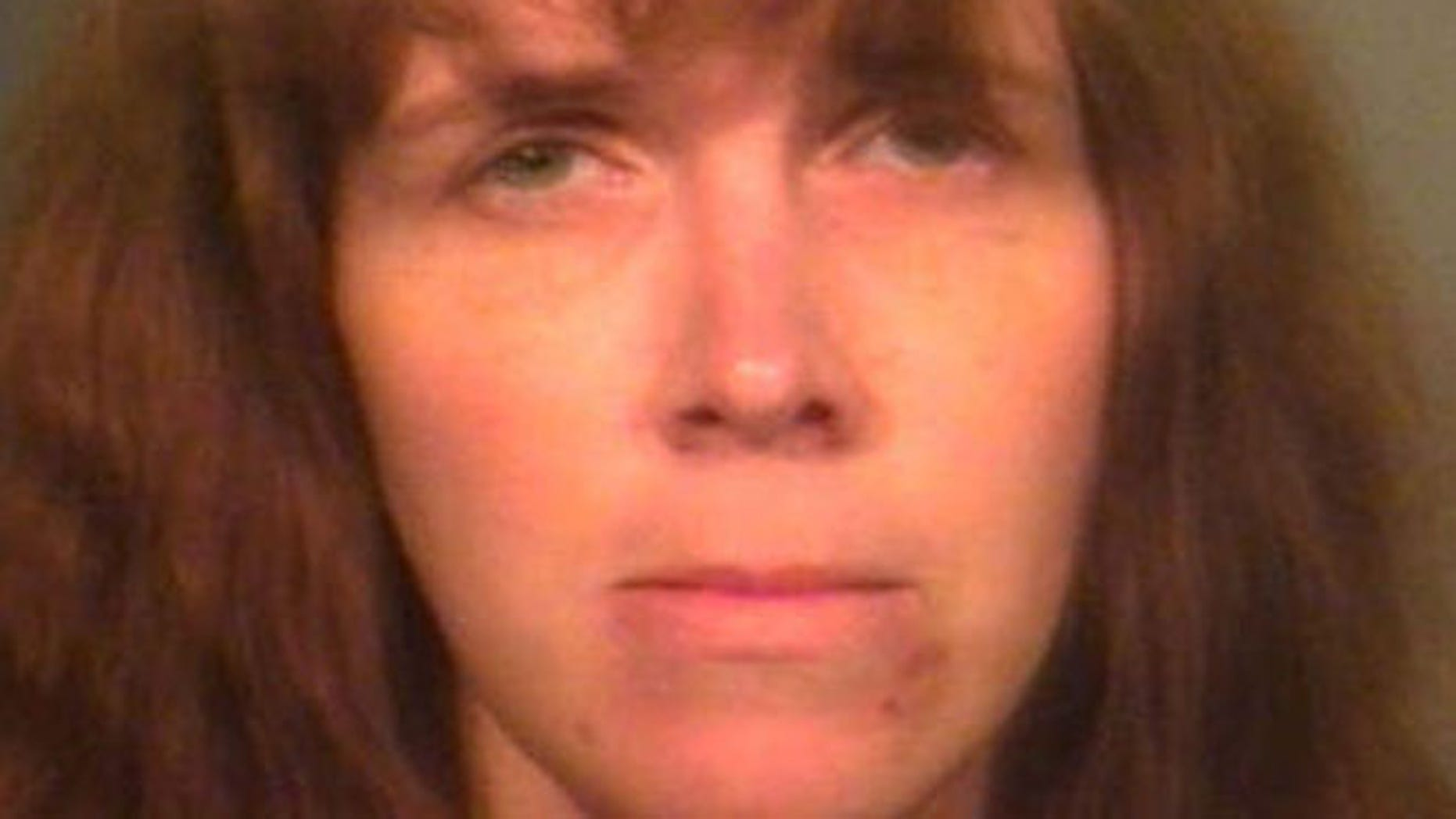 Ann Marie Miller, 40,in an undated picture released by the Allen County Sheriff's Office in Lima, Ohio.