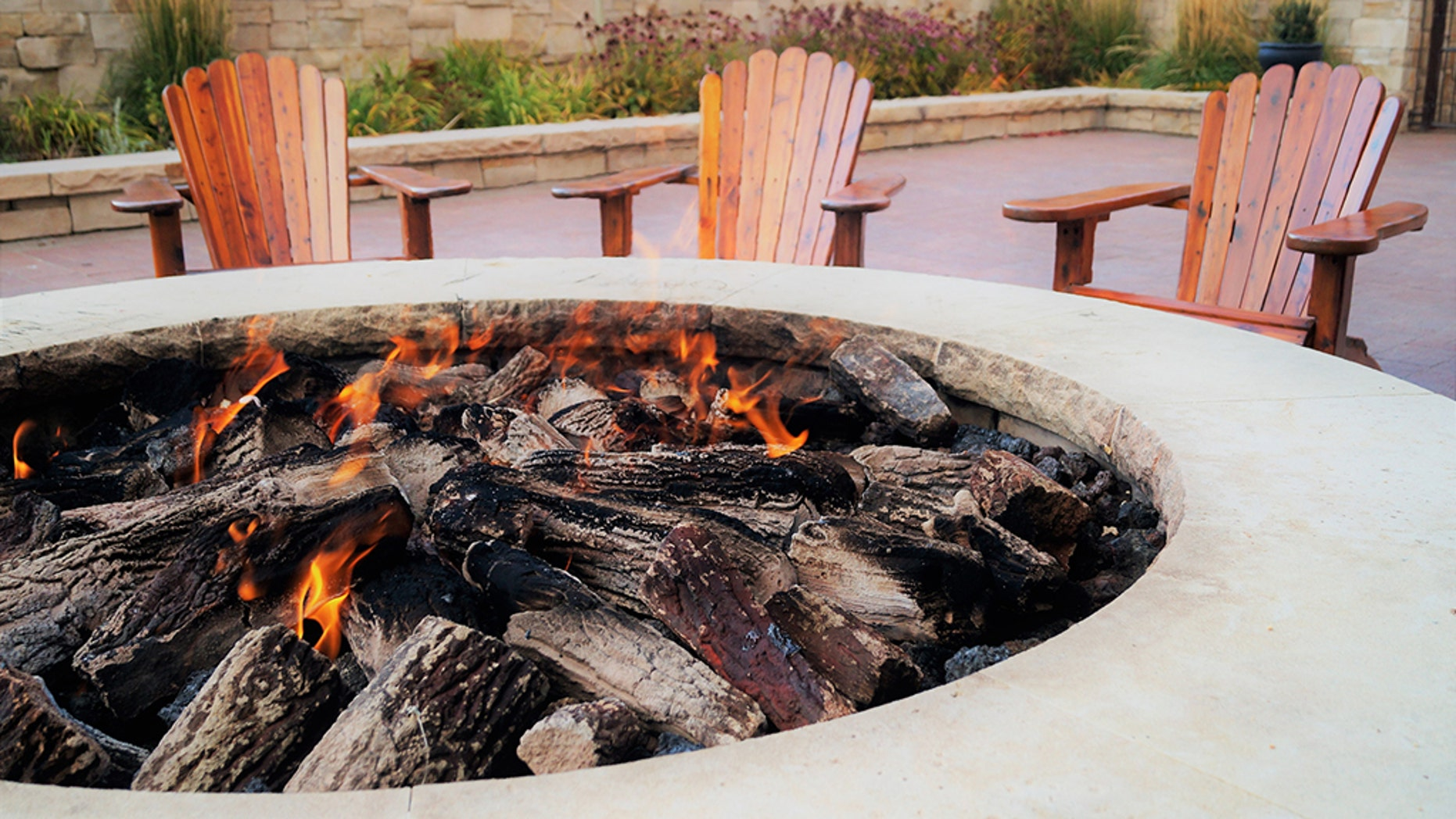 A fire pit is just one feature found to add value to a property — and one state in particular enjoys them above all others.
