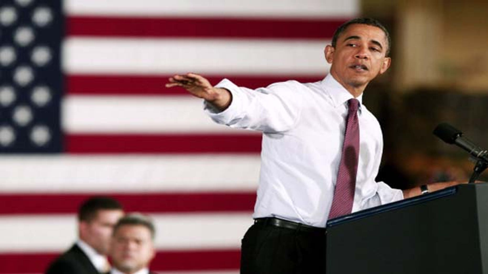 """U.S. President Barack Obama speaks on ongoing """"fiscal cliff"""" negotiations with Republican members of Congress."""