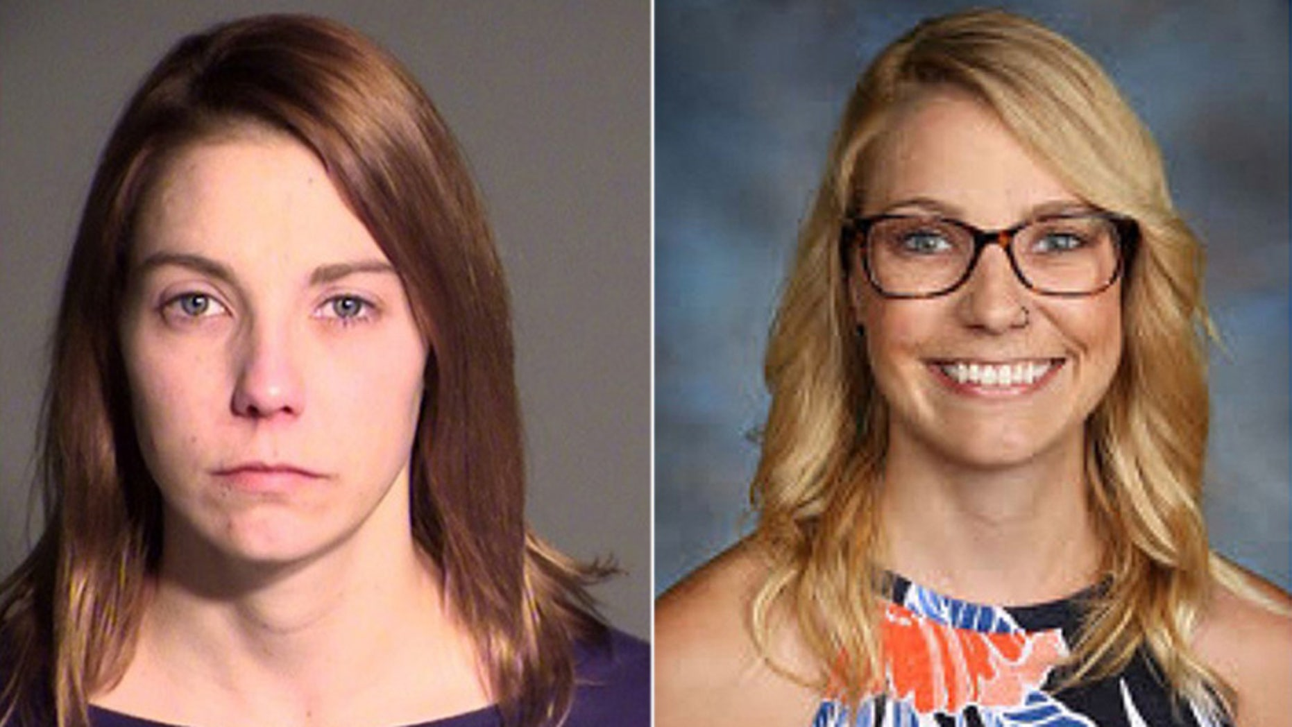 Hot female teacher arrested for sexual misconduct
