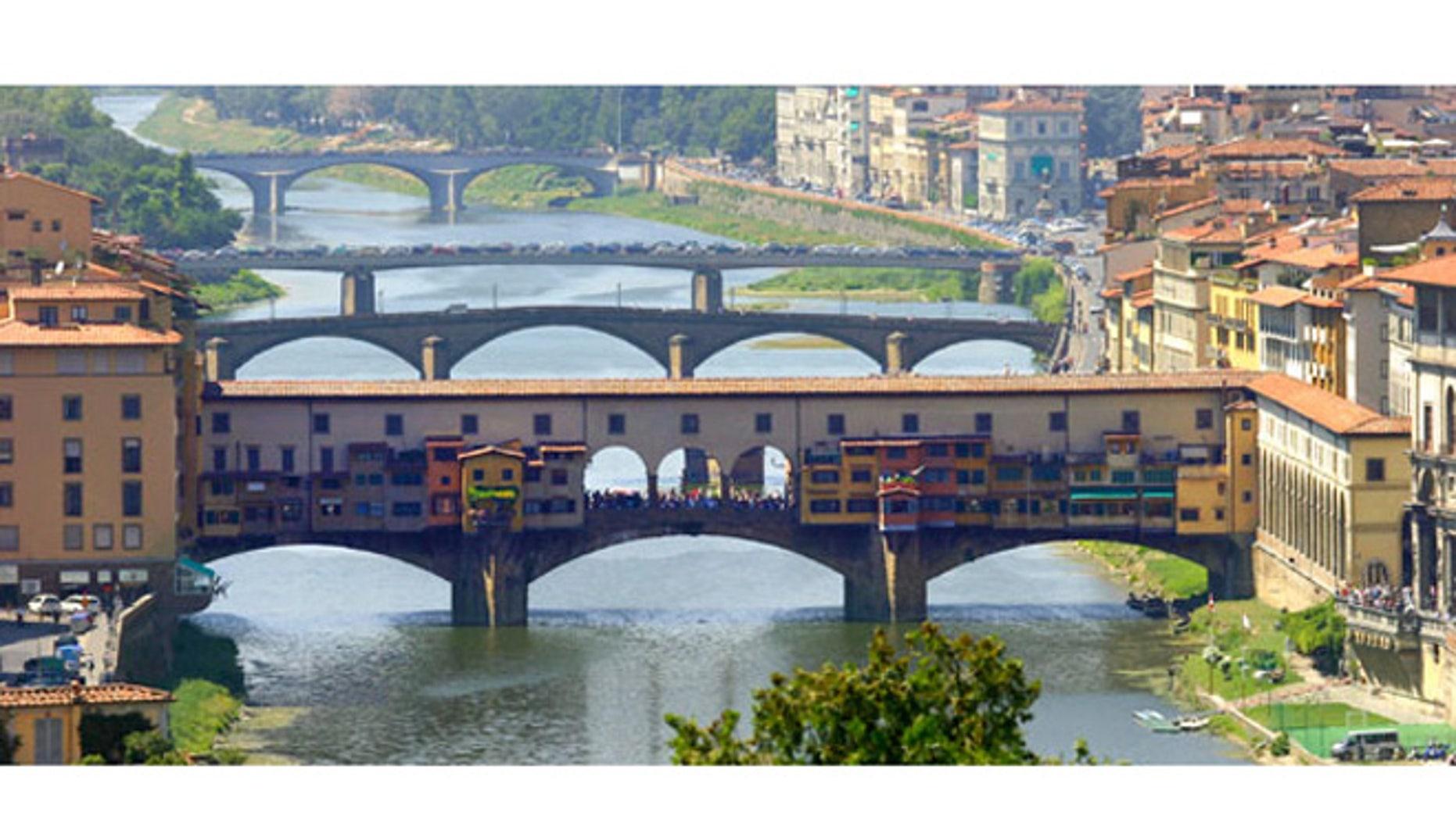Ponte Vecchio (Old Bridge)