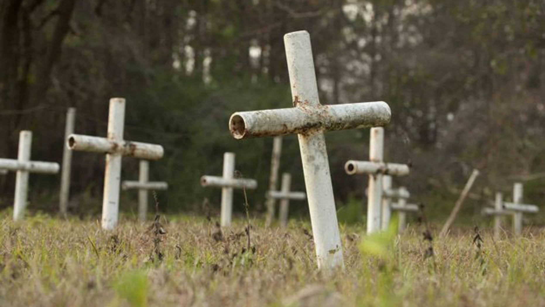 Unaccounted graves found at reform school in Florida