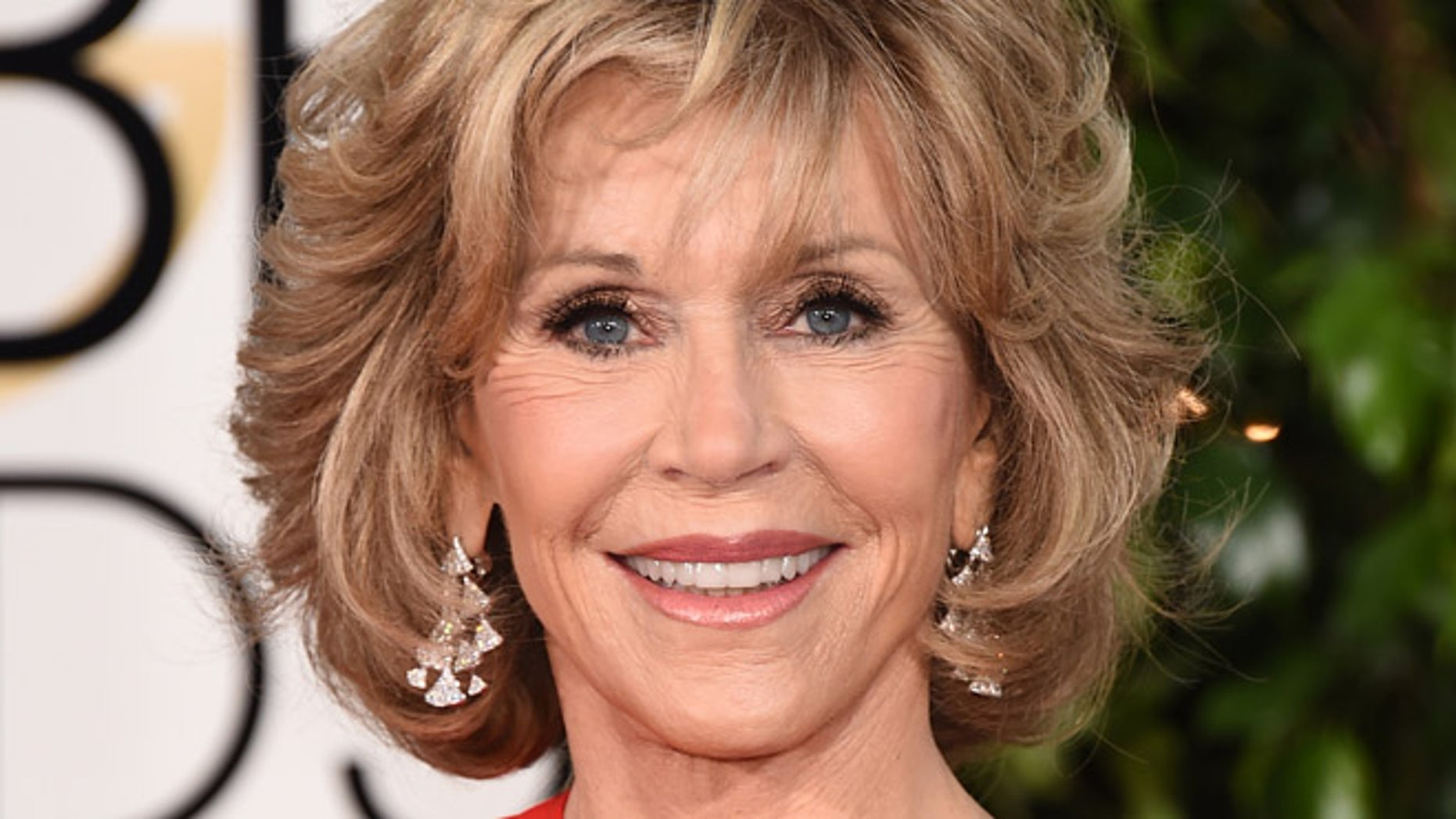 Jan. 11, 2015: Jane Fonda arrives at the 72nd annual Golden Globe Awards at the Beverly Hilton Hotel in Beverly Hills, Calif. (Jordan Strauss/Invision/AP)