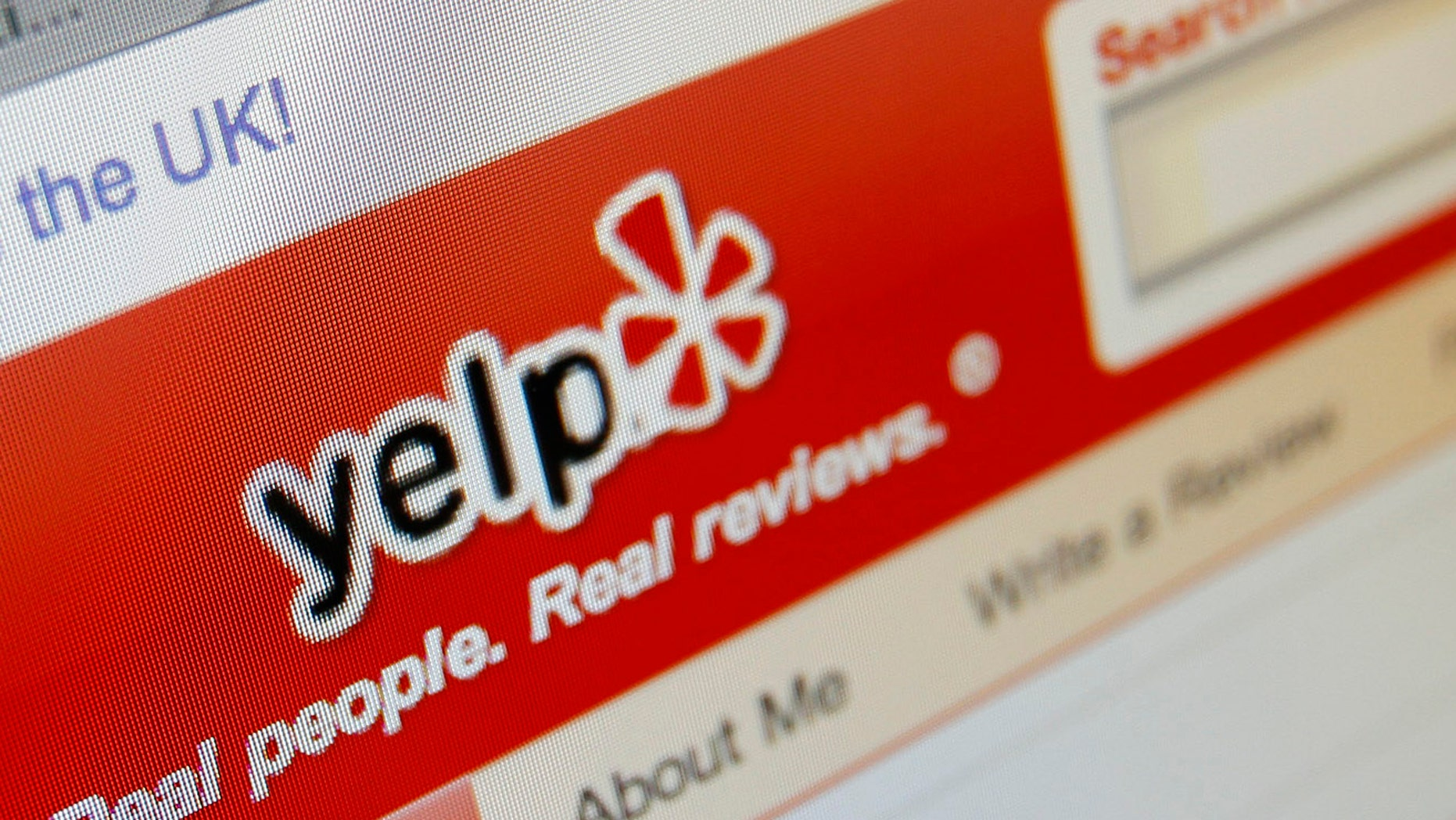 New York City health officials found unreported outbreaks of food poisoning by sifting through hundreds of thousands of comments on the popular website Yelp, according to a report released Thursday, May 22, 2014. (AP Photo/Richard Vogel, File)