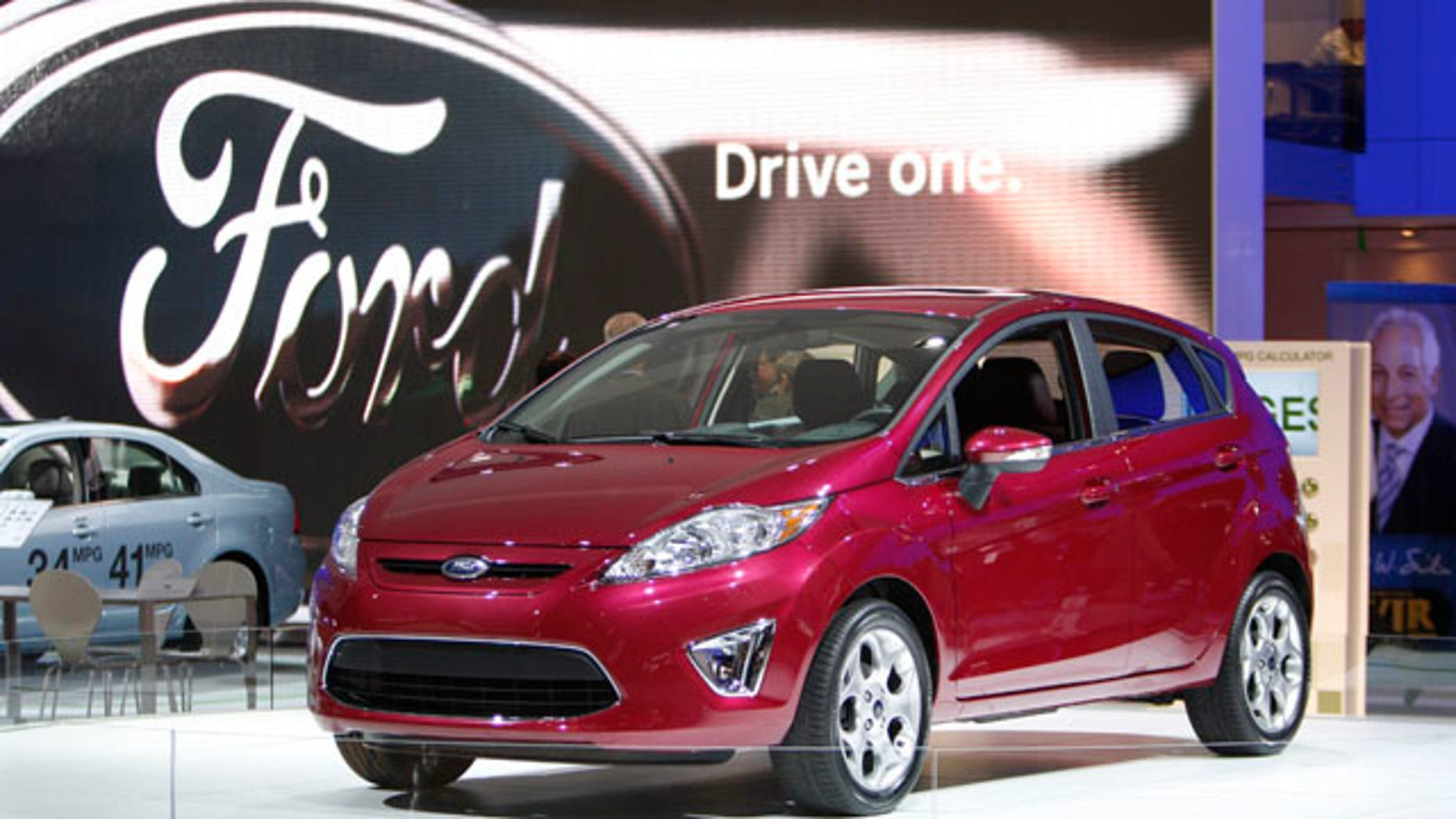 Oct. 26, 2010: Ford Motor Co.'s third-quarter net income rose 68 percent Tuesday, as it grabbed a bigger share of the U.S. auto market and buyers paid more for its highly-rated cars and trucks.