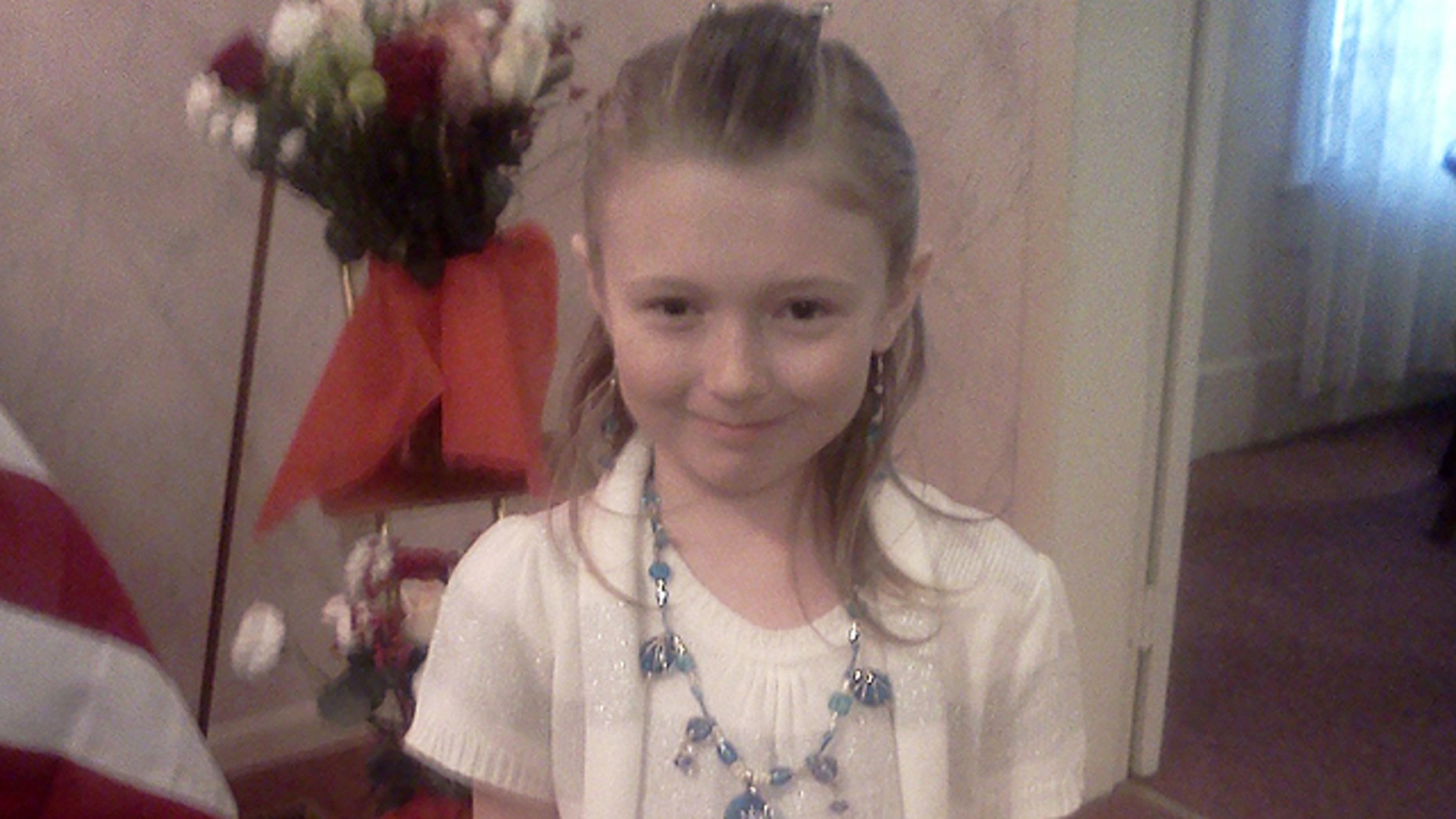 December 26, 2011: This photo provided by the Allen County Sheriff's Department shows Aliahna Lemmon.