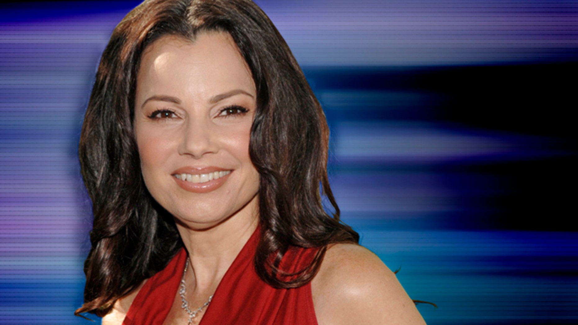 'Nanny' star Fran Drescher says she's considering a run for elected office.