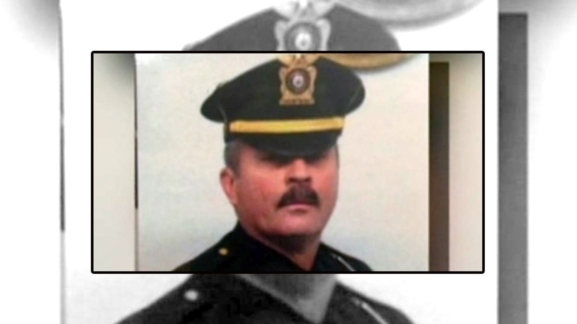 Frank Nucera, 60, is the retired Bordentown Township police chief. (Bordentown Township Police Facebook)