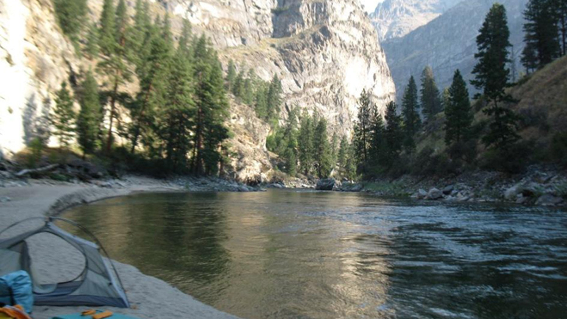 FILE: Undated: The Salmon River in the heart of the Frank Church-River of No Return Wilderness, Idaho.