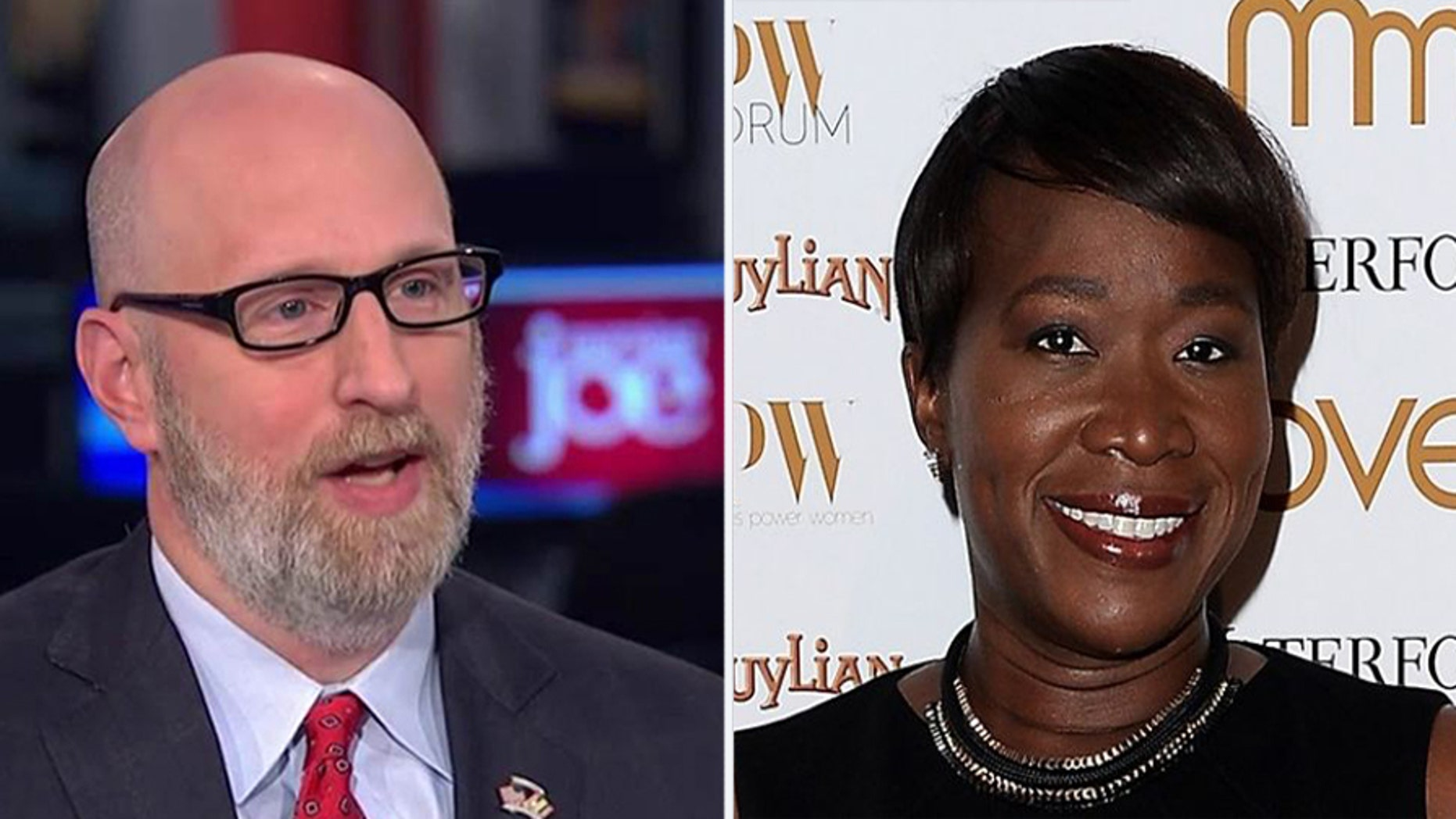 Joy Reid was forced to backtrack racially charged comments on a commentary from conservative writer David French.