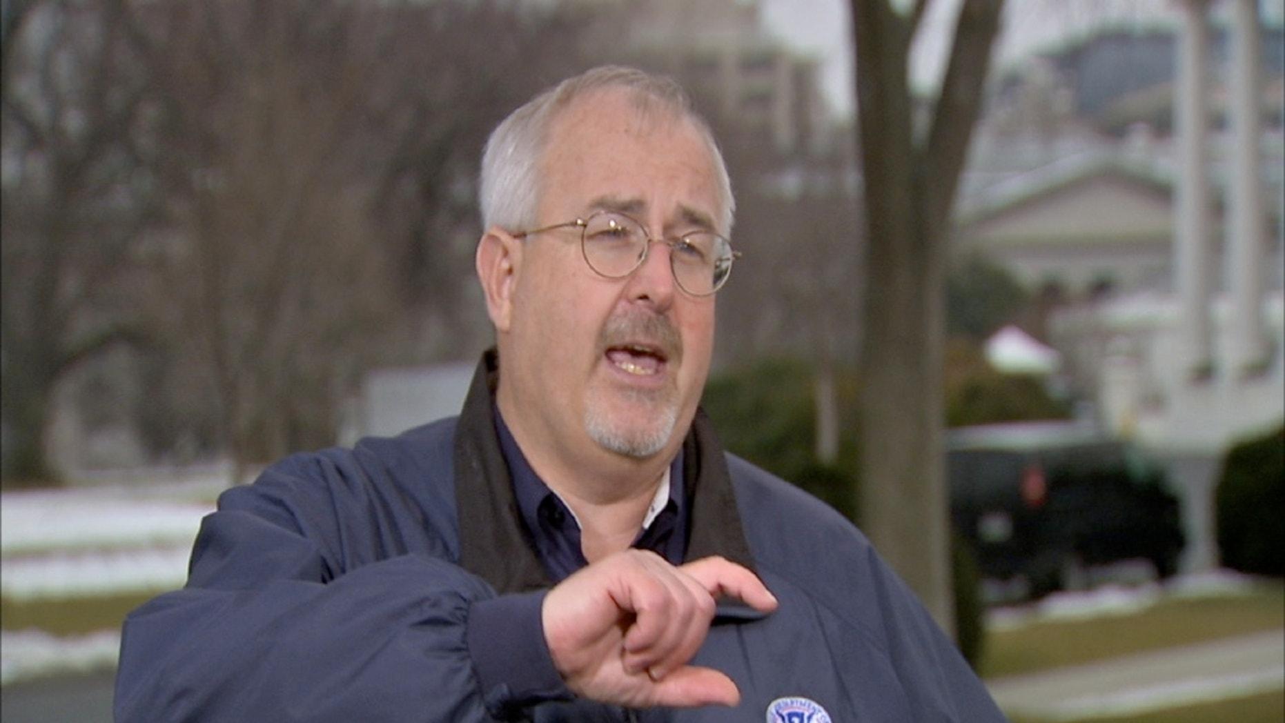 FEMA Director Craig Fugate (FNC Photo)