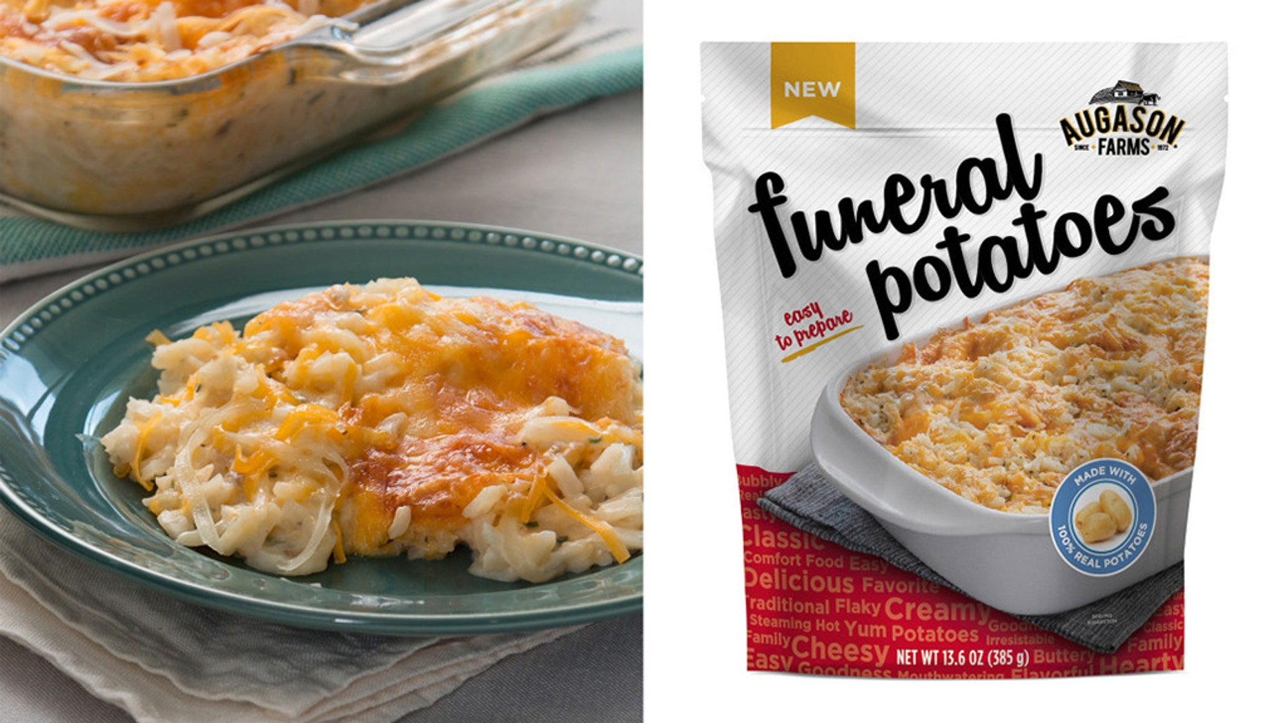 The Internet is freaking out over Walmart's 'Funeral Potatoes'