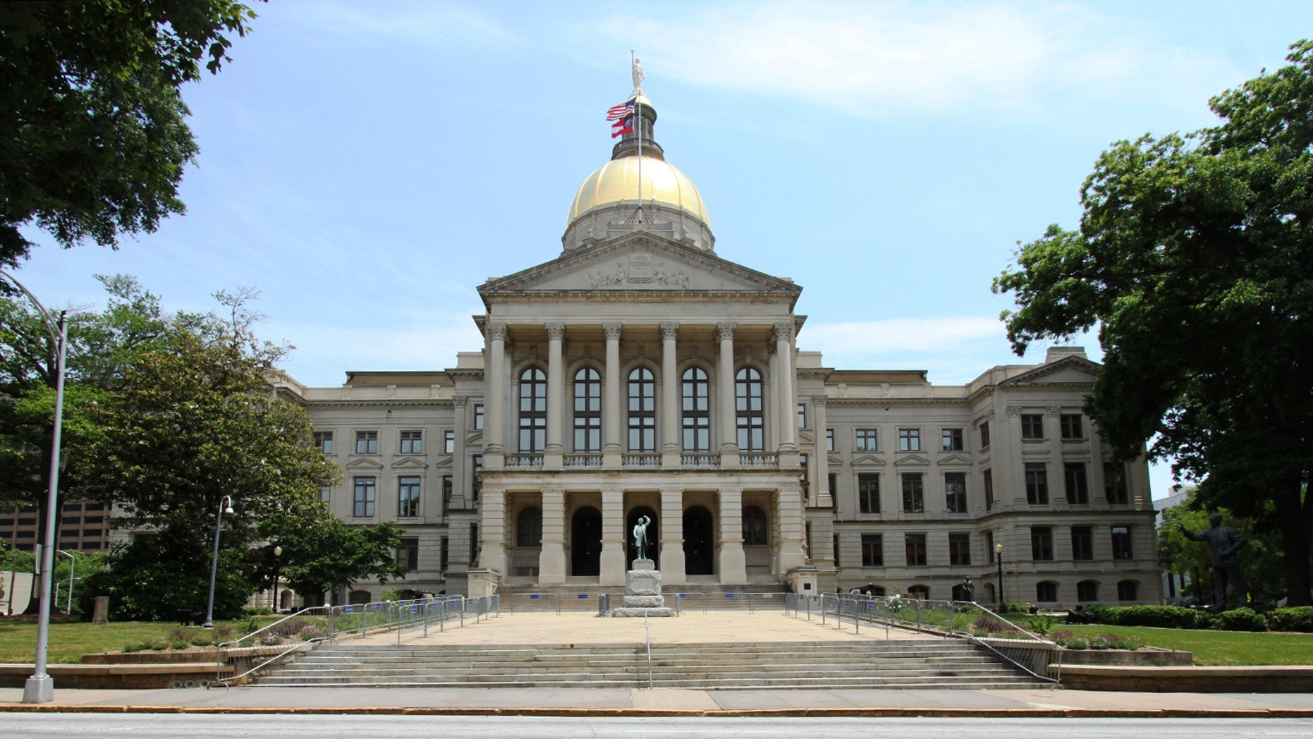 """Georgia state reps debate a """"Religious Freedom Restoration Act"""" bill sparking a debate on LGBTQ discrimination and religious liberty."""
