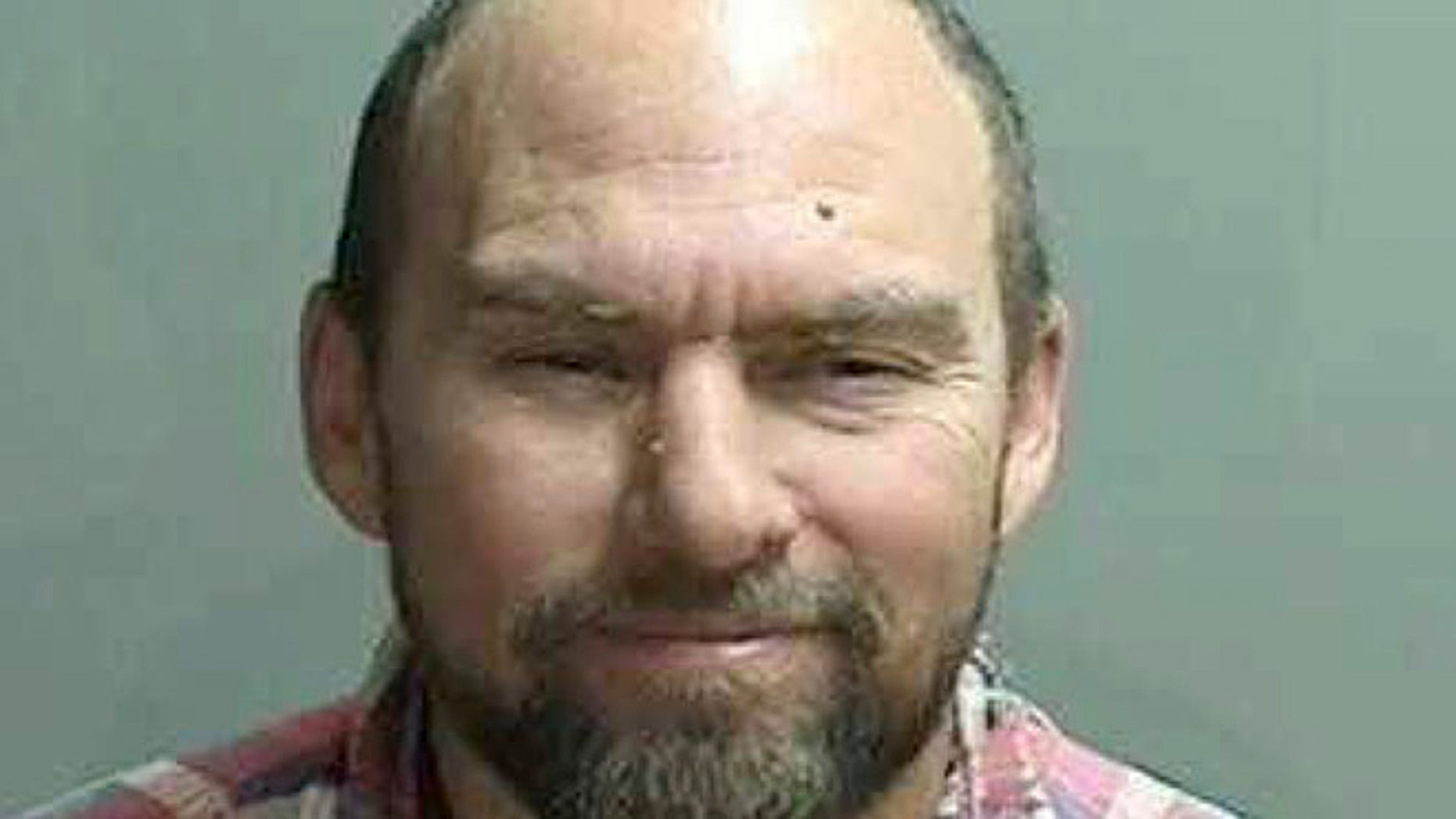 """FILE: Tye """"Glenn"""" Champ Jr., who ran for governor of California earlier this year, has been arrested on suspicion of shooting his neighbor in the stomach and killing a horse."""