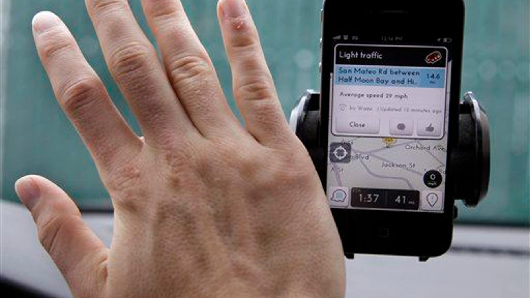 A couple's Waze app may have made a deadly mistake.