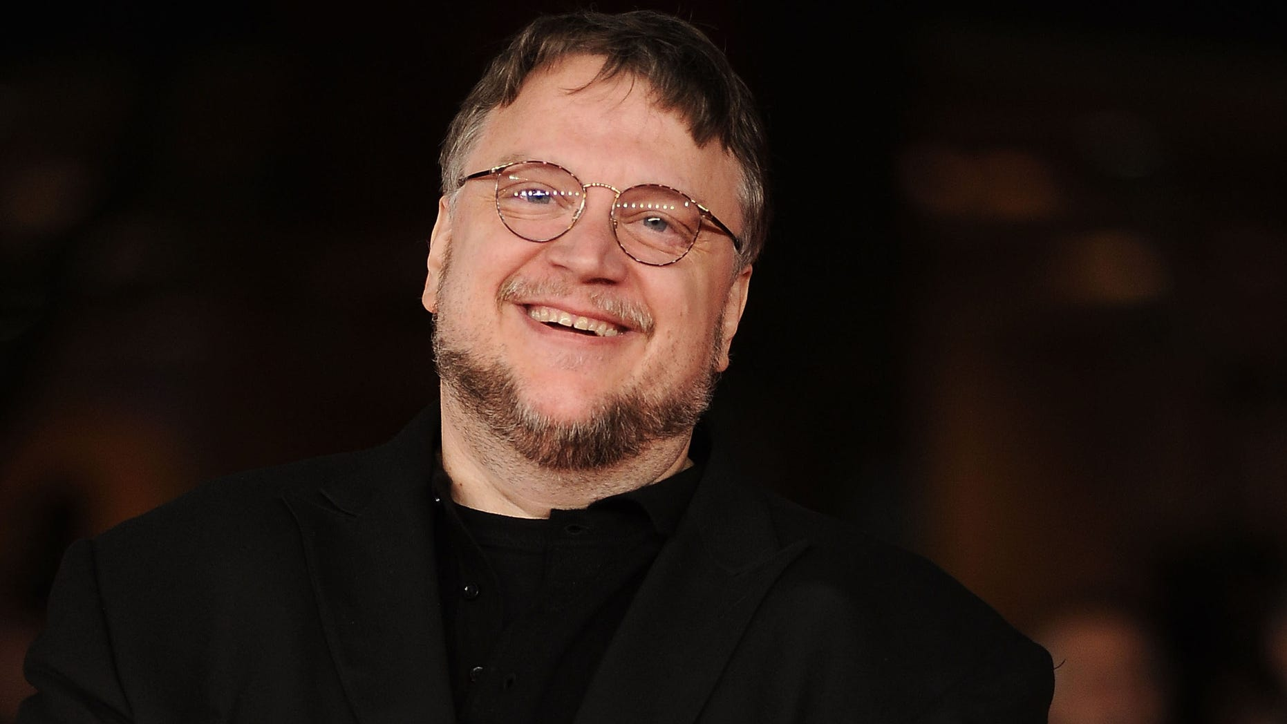 "Nov. 13, 2012: Guillermo del Toro attends the ""Rise Of The Guardians"" premiere during The 7th Rome Film Festival  in Rome, Italy."