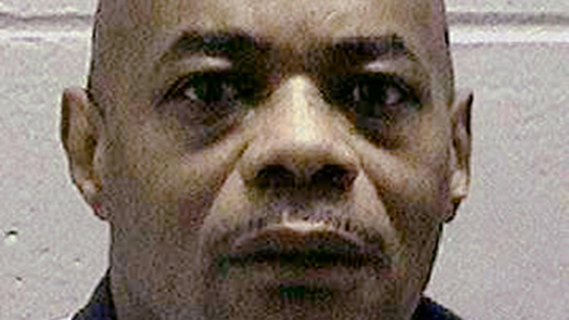 Dec. 9, 2014: Convicted murderer Robert Wayne Holsey.