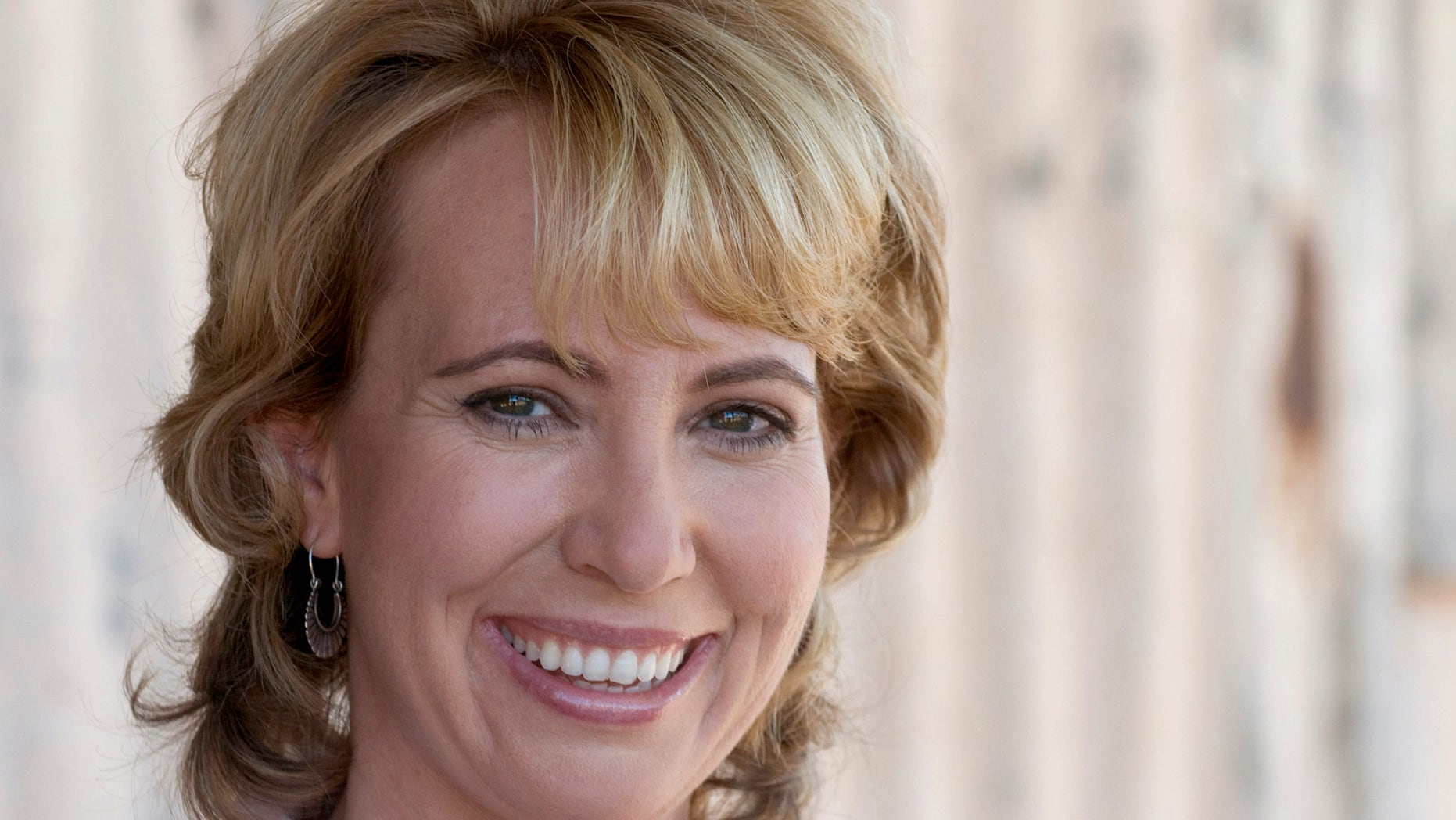 U.S. Representative Gabrielle Giffords (D-AZ) is seen in an undated handout photo provided by her Congressional campaign, January 8, 2011. Giffords was hit in a shooting on Saturday at a public event of the Congresswoman's at a Tucson, Arizona grocery store.