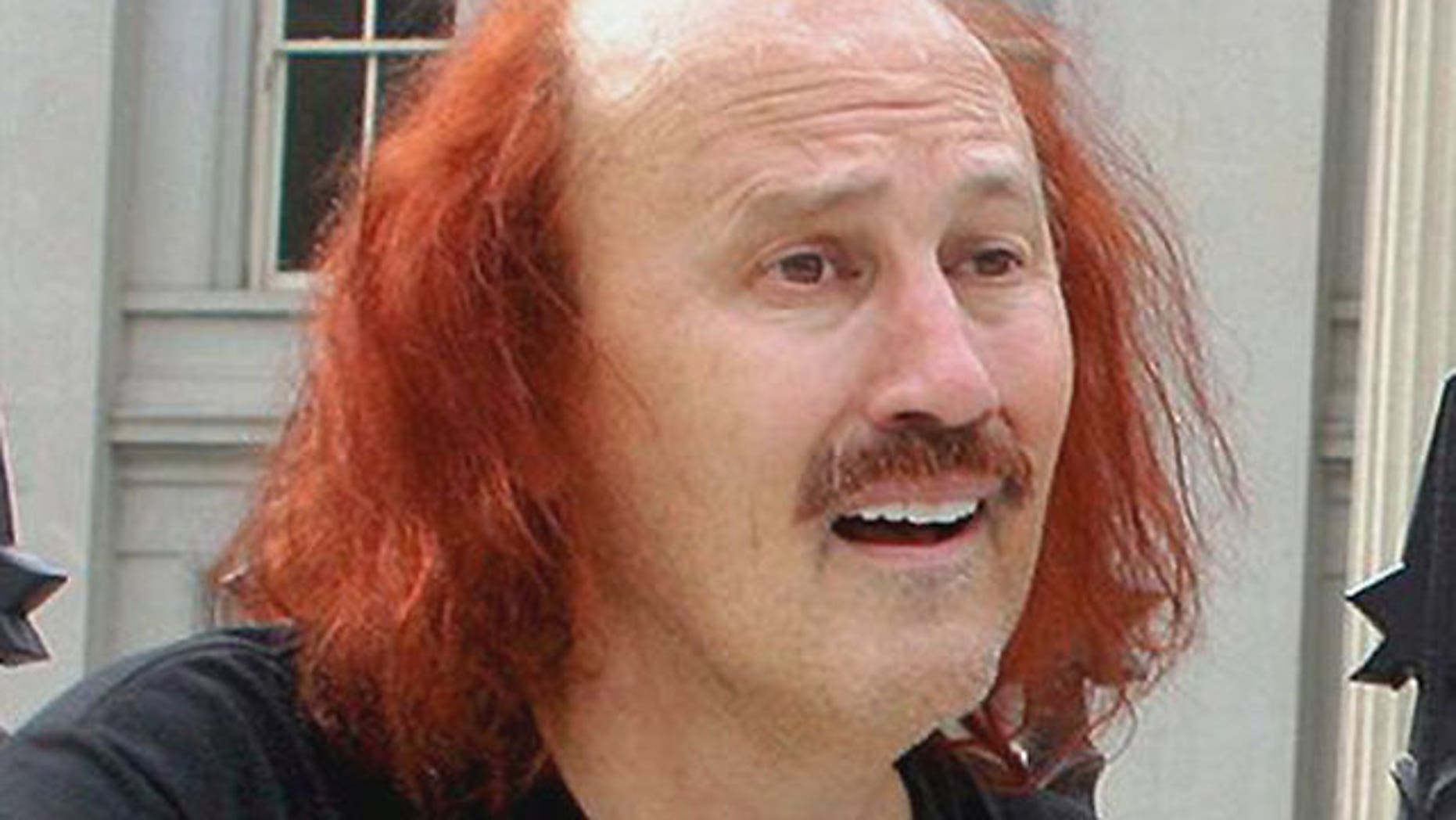 FILE: Comedian Gallagher in 2003