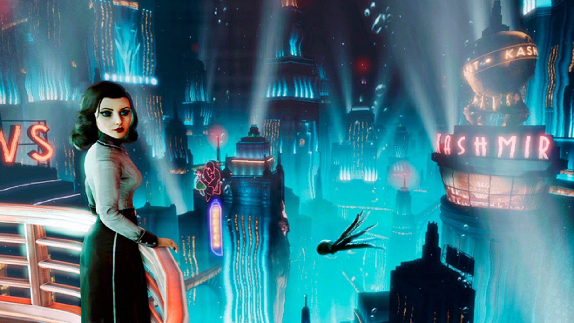 "July 29, 2013: Irrational Games creative director Ken Levine says that upcoming downloadable content for ""BioShock Infinite"" will be set in the underwater city of Rapture."