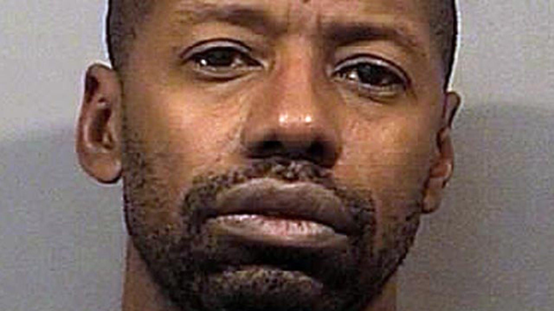 This undated photo provided by the Lake County Sheriff's office shows Darren Vann. (AP Photo/Lake County Sheriff's Office)