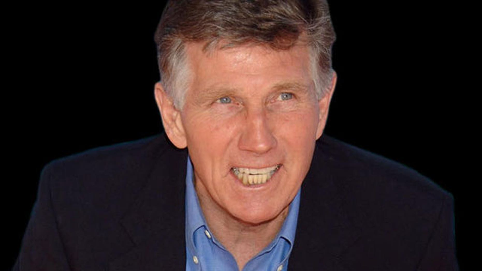 Gary Collins is the former host of Miss America.