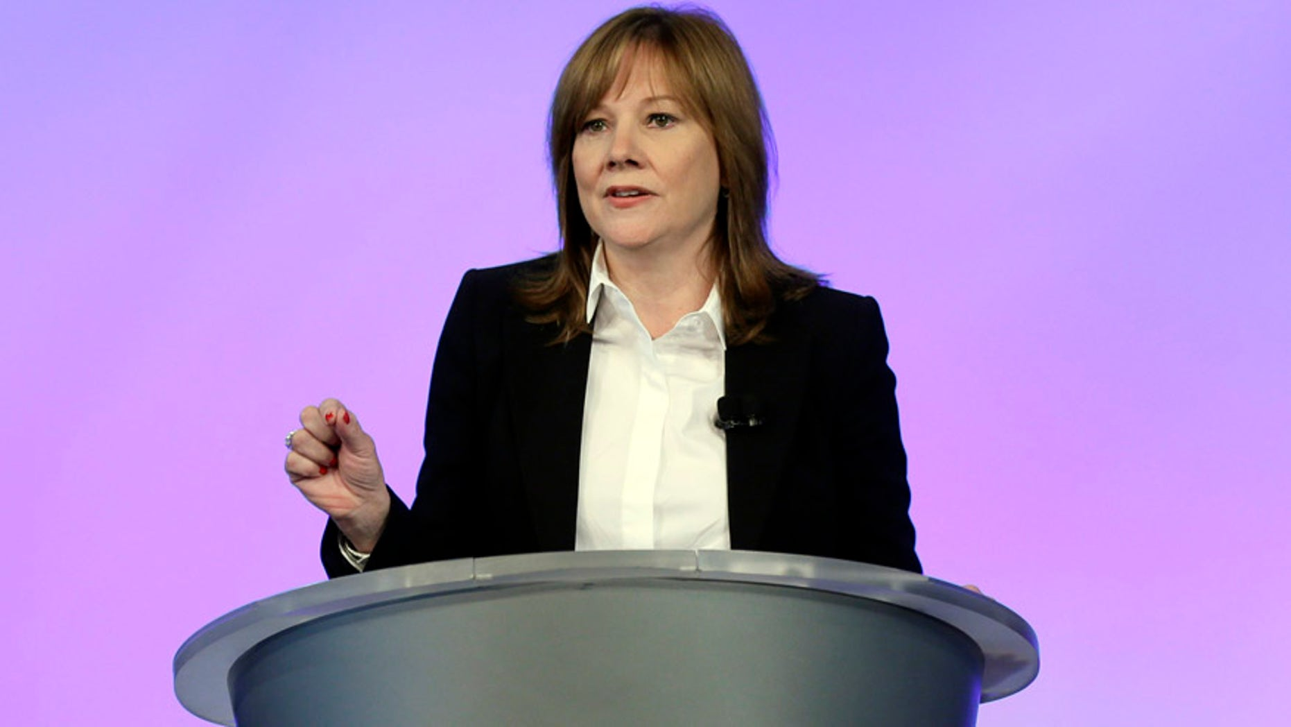 Communication on this topic: GM CEO Mary Barra said 2014 recall , gm-ceo-mary-barra-said-2014-recall/