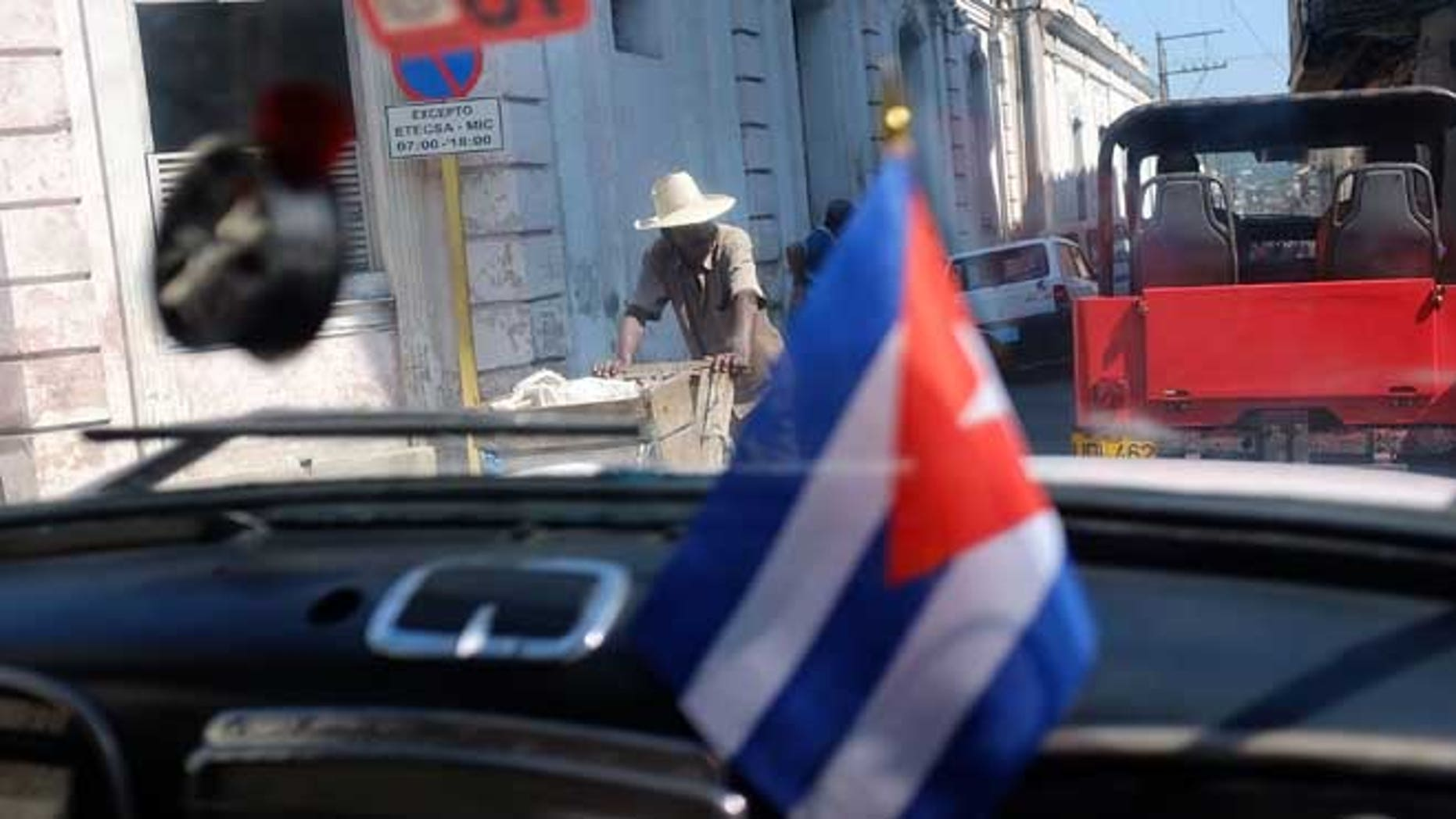 Santiago de Cuba.(Photo by Spencer Platt/Getty Images)
