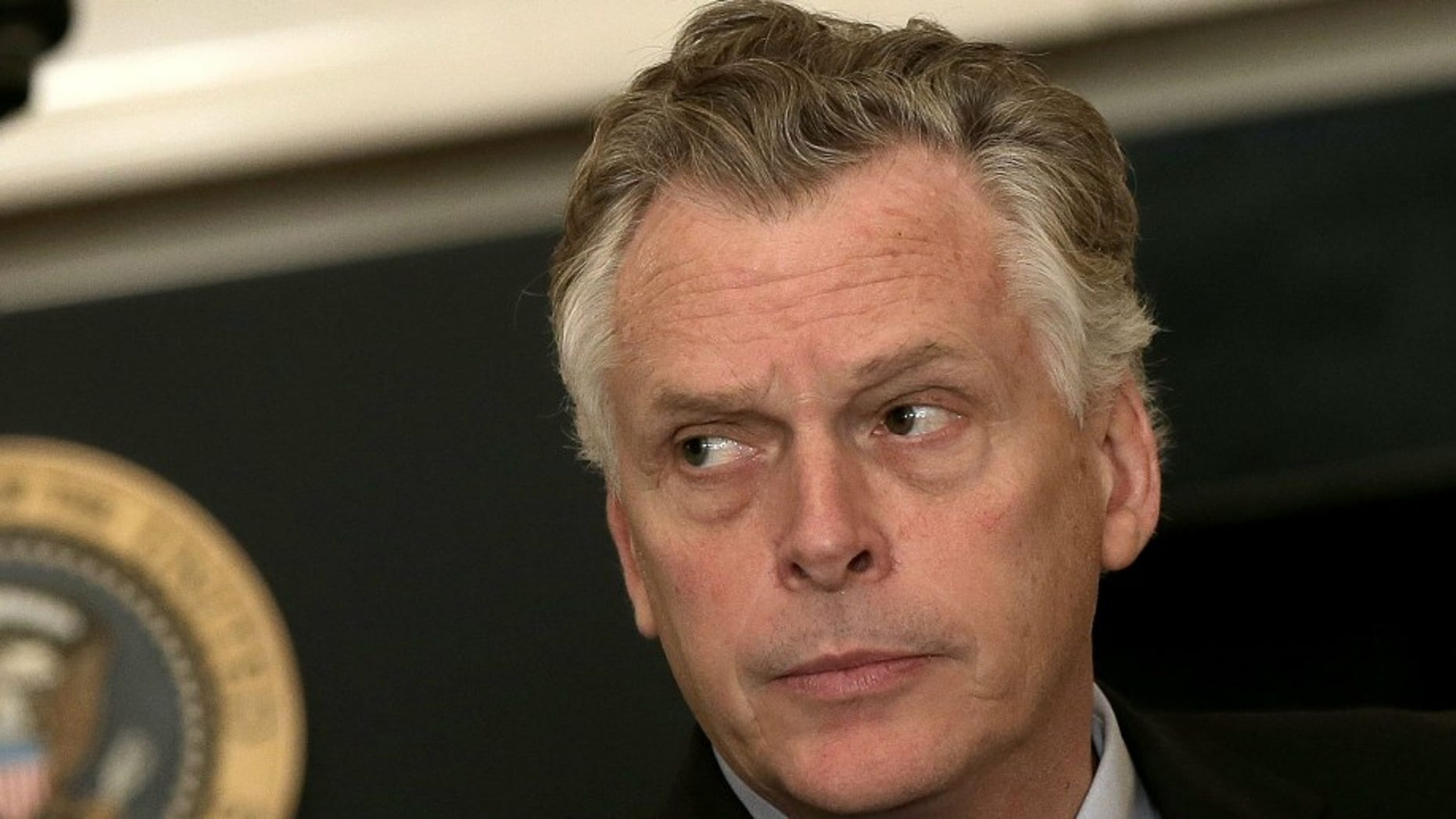 Terry McAuliffe. (Photo: Getty Images)