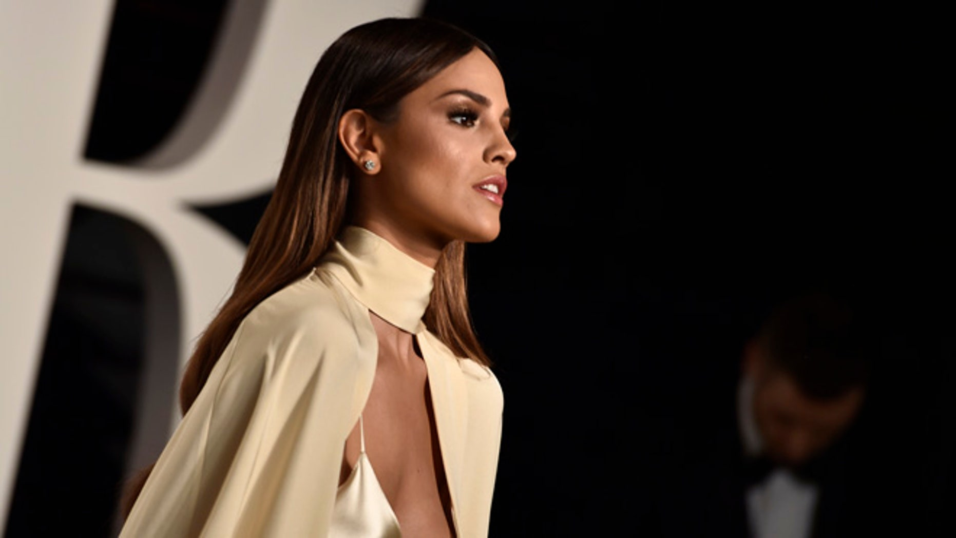 Eiza Gonzalez attends the 2016 Vanity Fair Oscar Party on Feb. 28, 2016 in Beverly Hills, California.