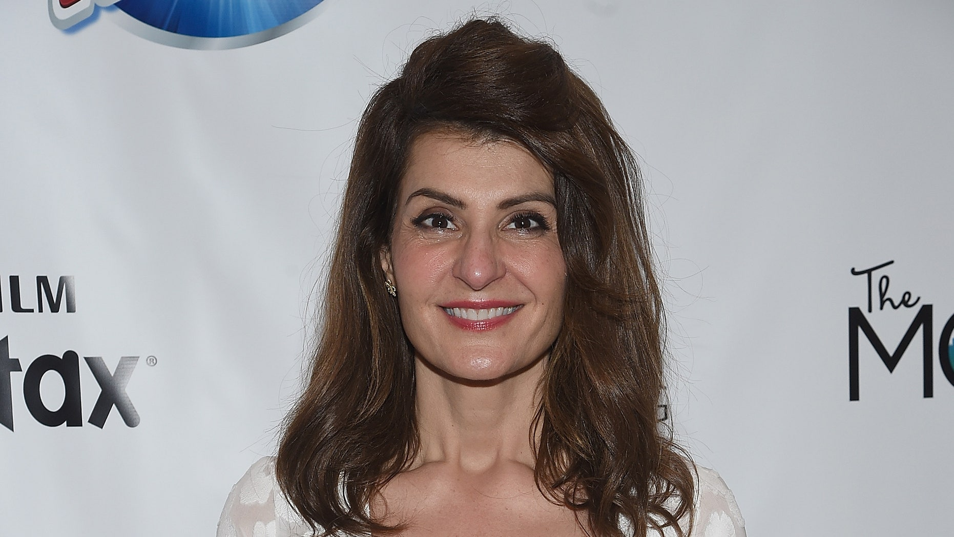 Nia Vardalos on March 18, 2016 in New York City.