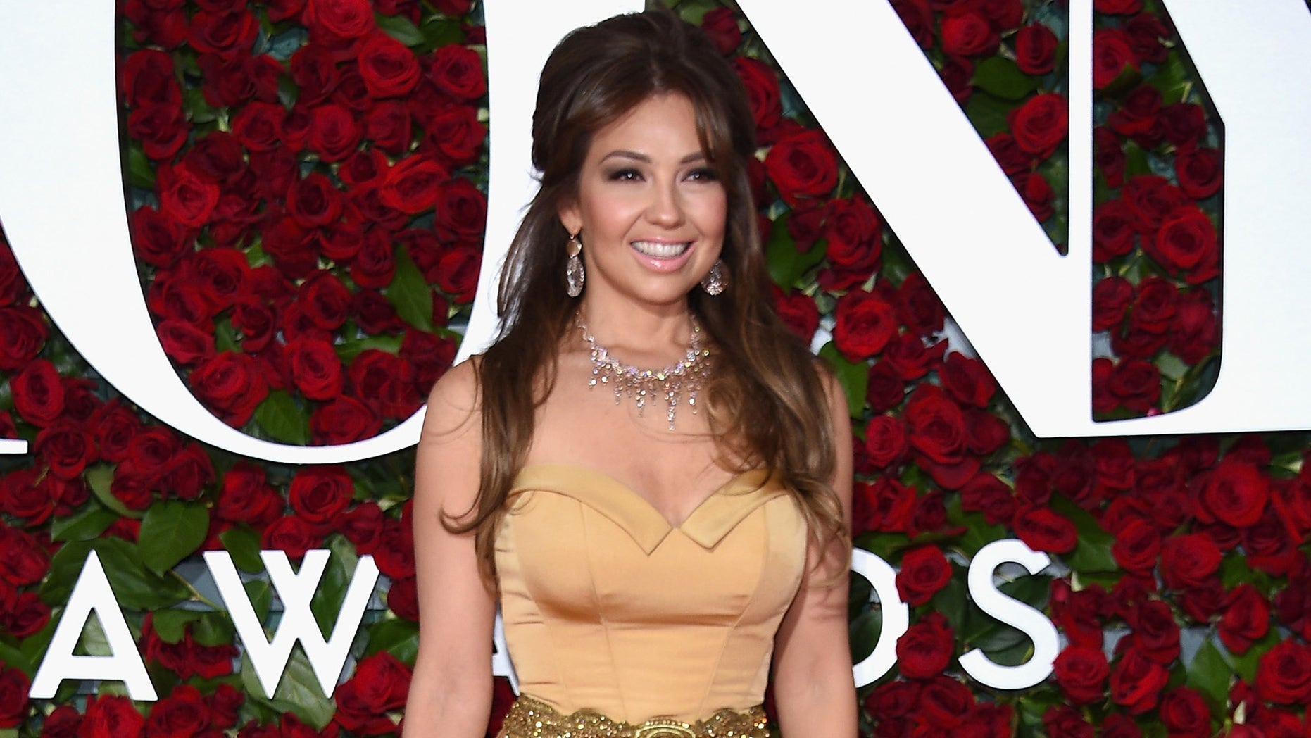NEW YORK, NY - JUNE 12:  Recording artist Thalia attends the 70th Annual Tony Awards at The Beacon Theatre on June 12, 2016 in New York City.  (Photo by Dimitrios Kambouris/Getty Images for Tony Awards Productions)