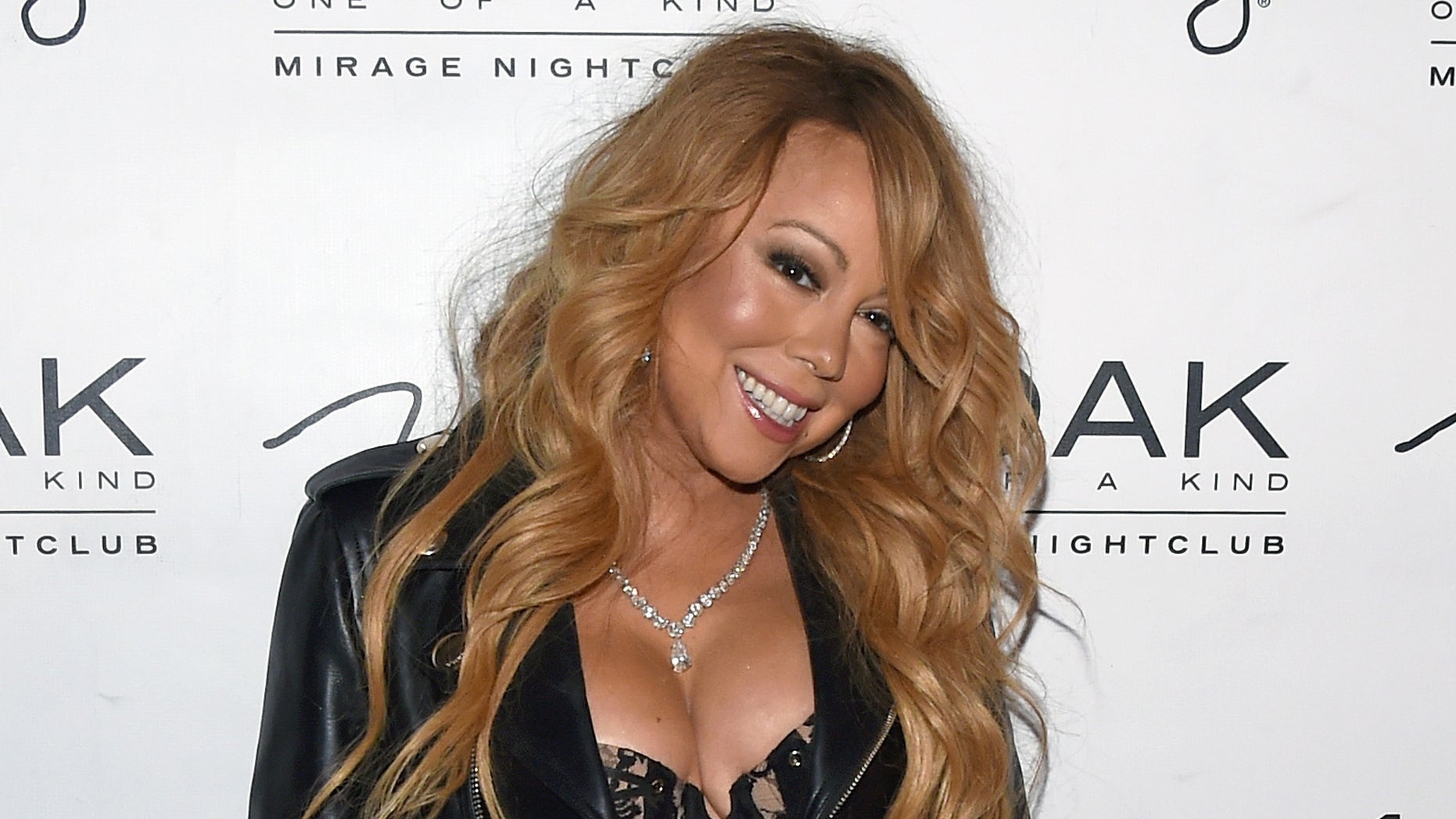 Mariah Carey on June 26, 2016 in Las Vegas, Nevada.