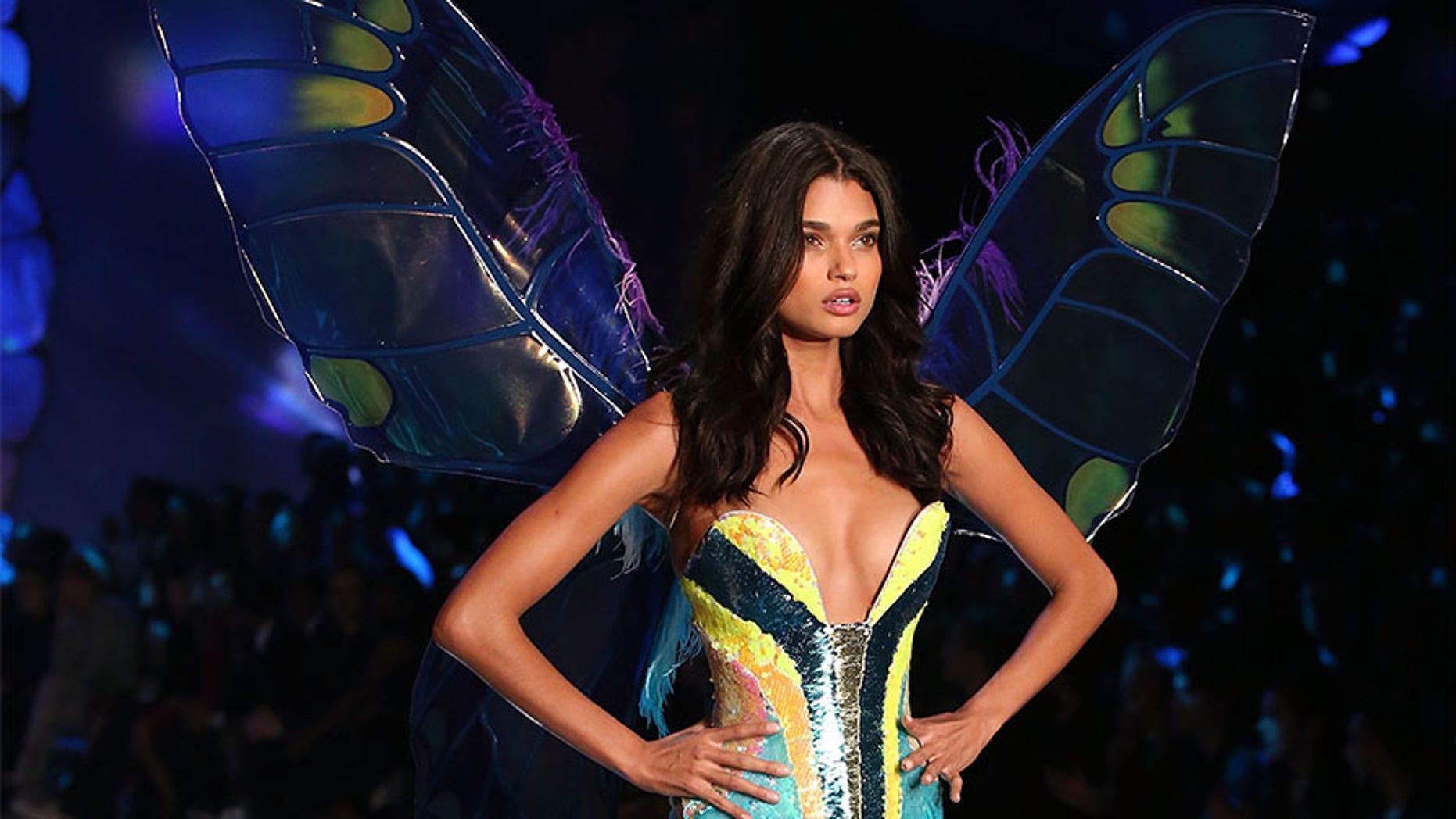 Victorias Secret Model Daniela Braga Says She Arrived To New York