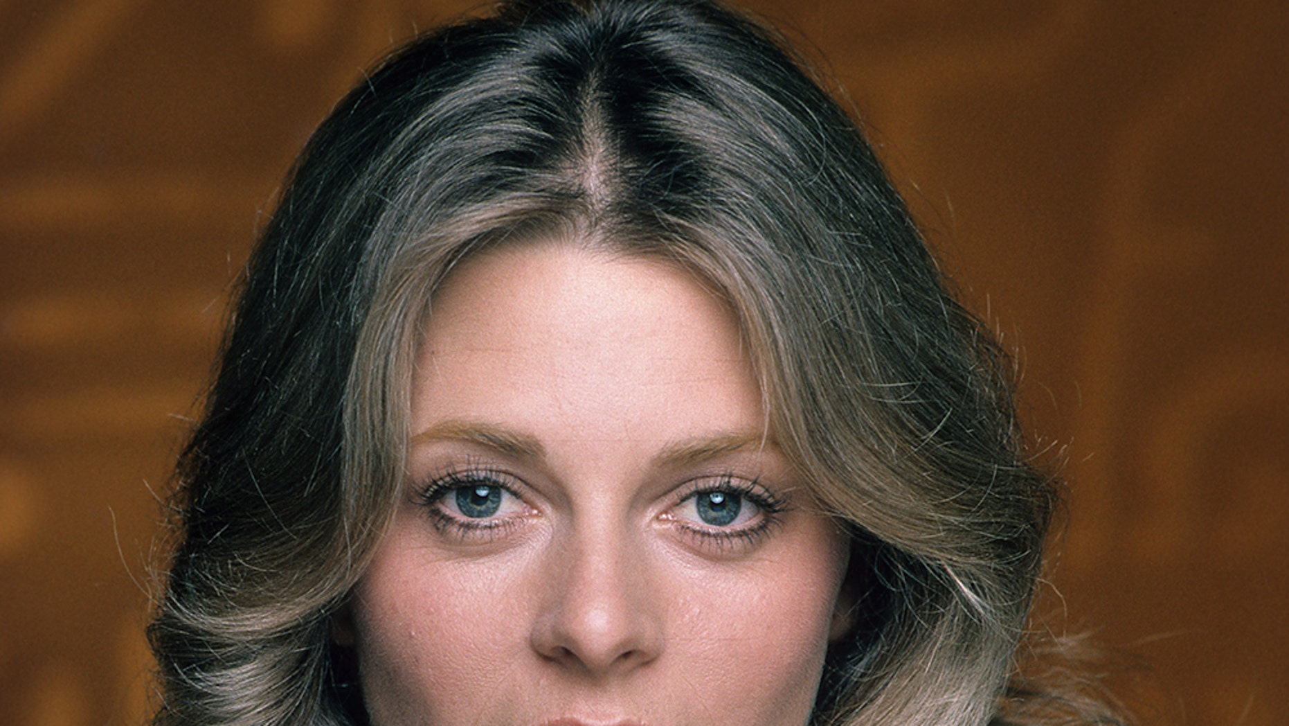 Lindsay Wagner in 1975.