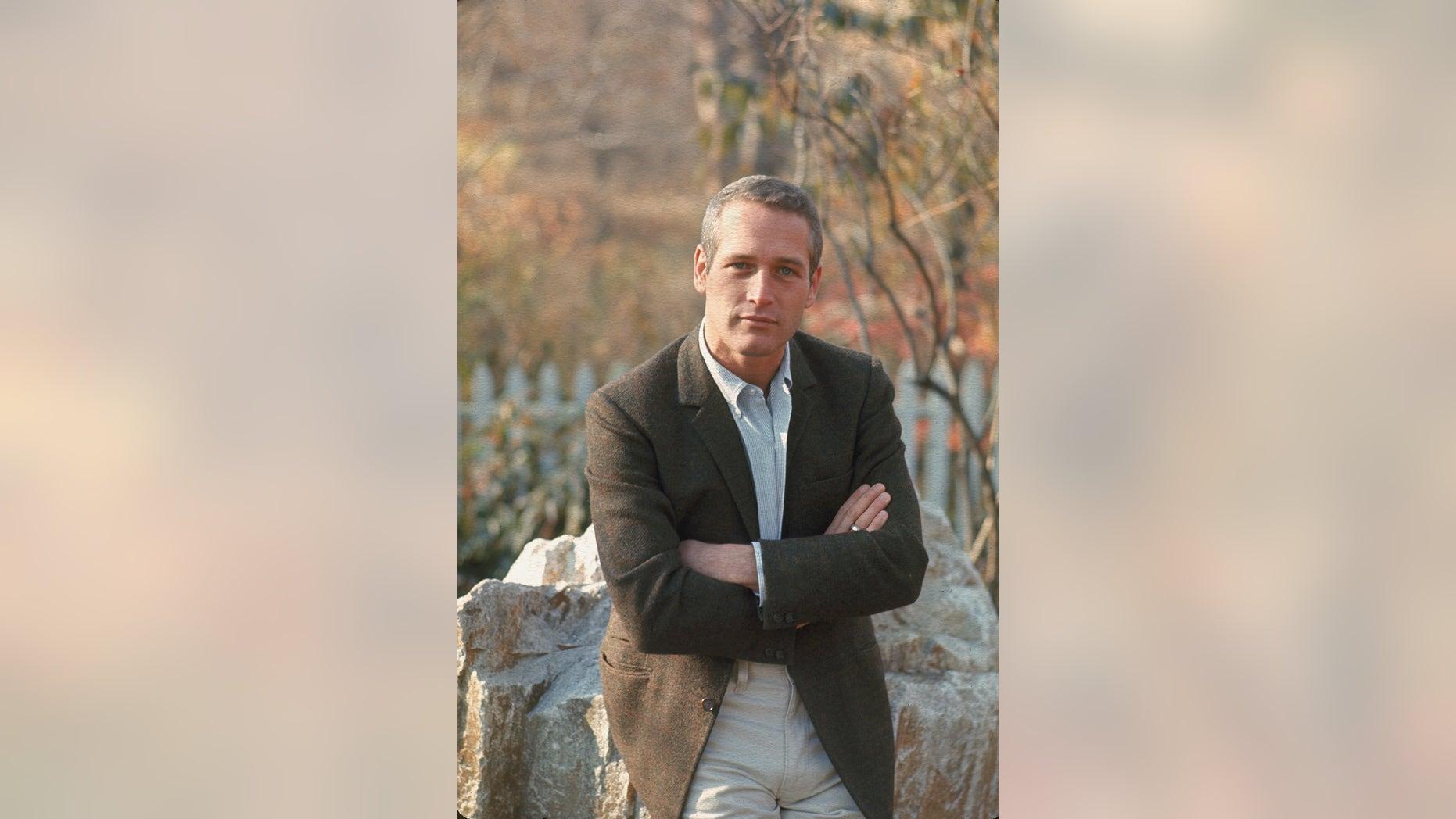 Paul Newman in 1967.