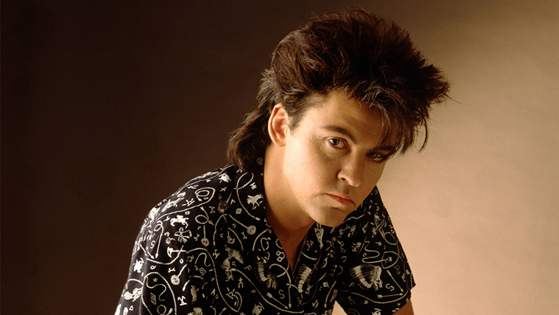 Former pop star Paul Young, here in a file photo from the '80s, opened up about the death of his beloved wife Stacey Smith.