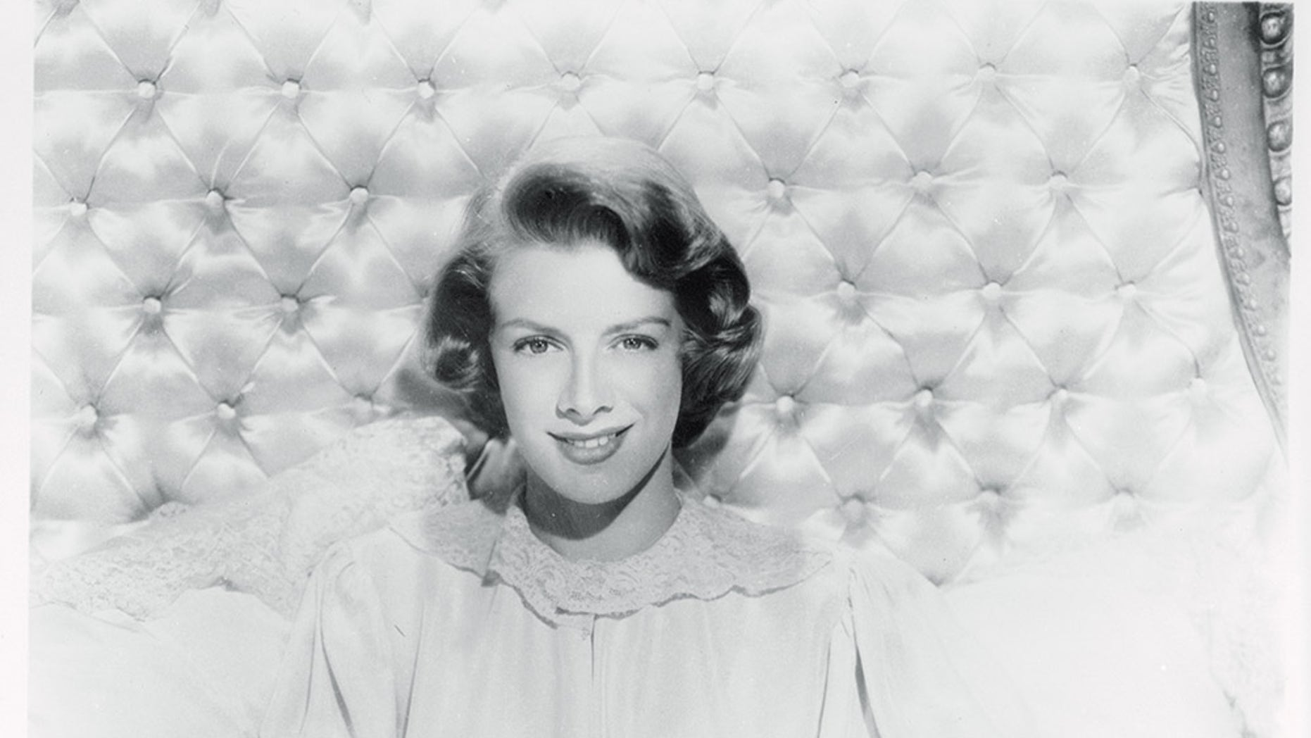 """Singer Rosemary Clooney was best known for her co-starring role in 1954's """"White Christmas."""""""