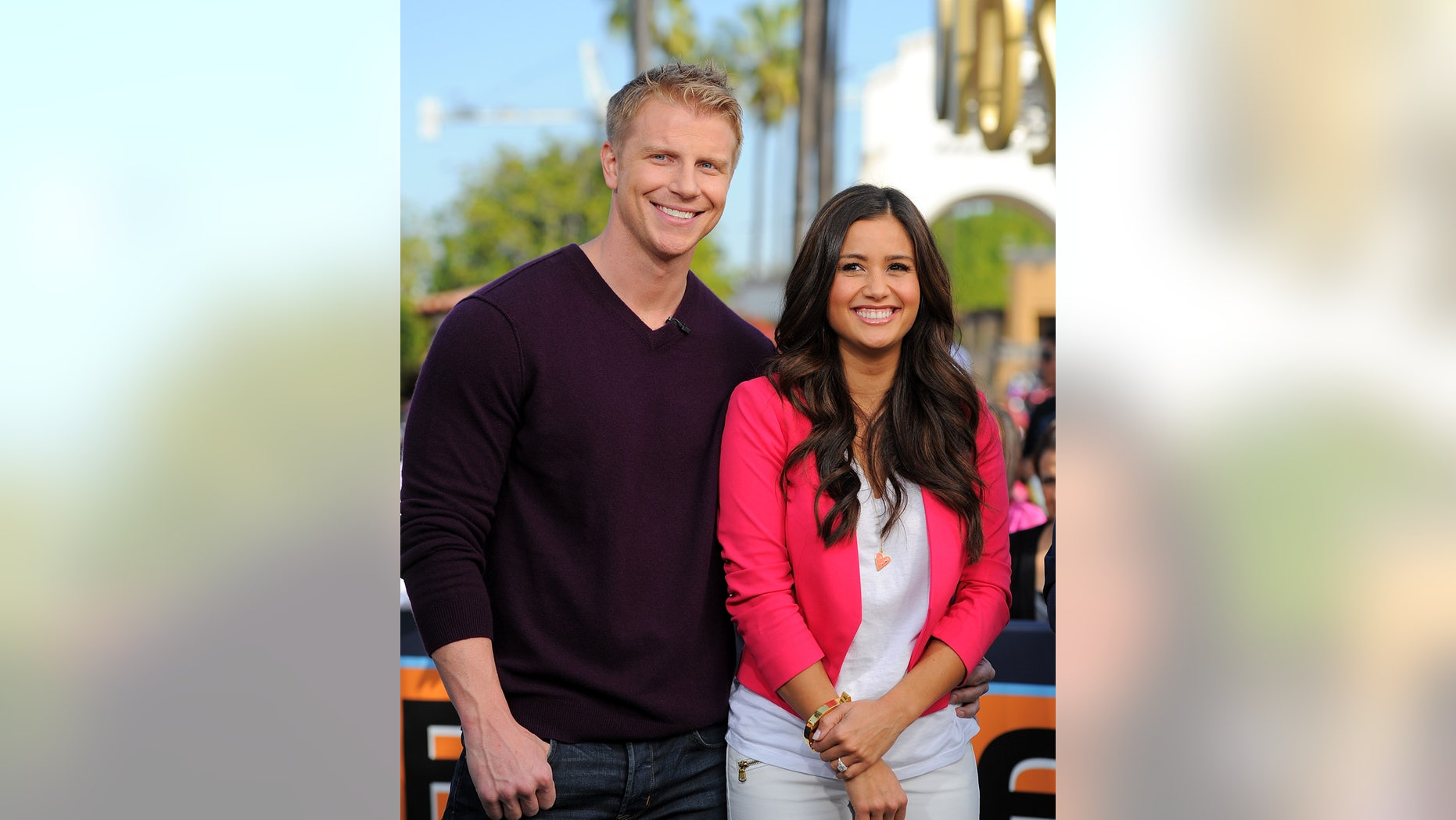Sean and Catherine Lowe share emotional photos of their baby boy in the ICU and ask for fans support.