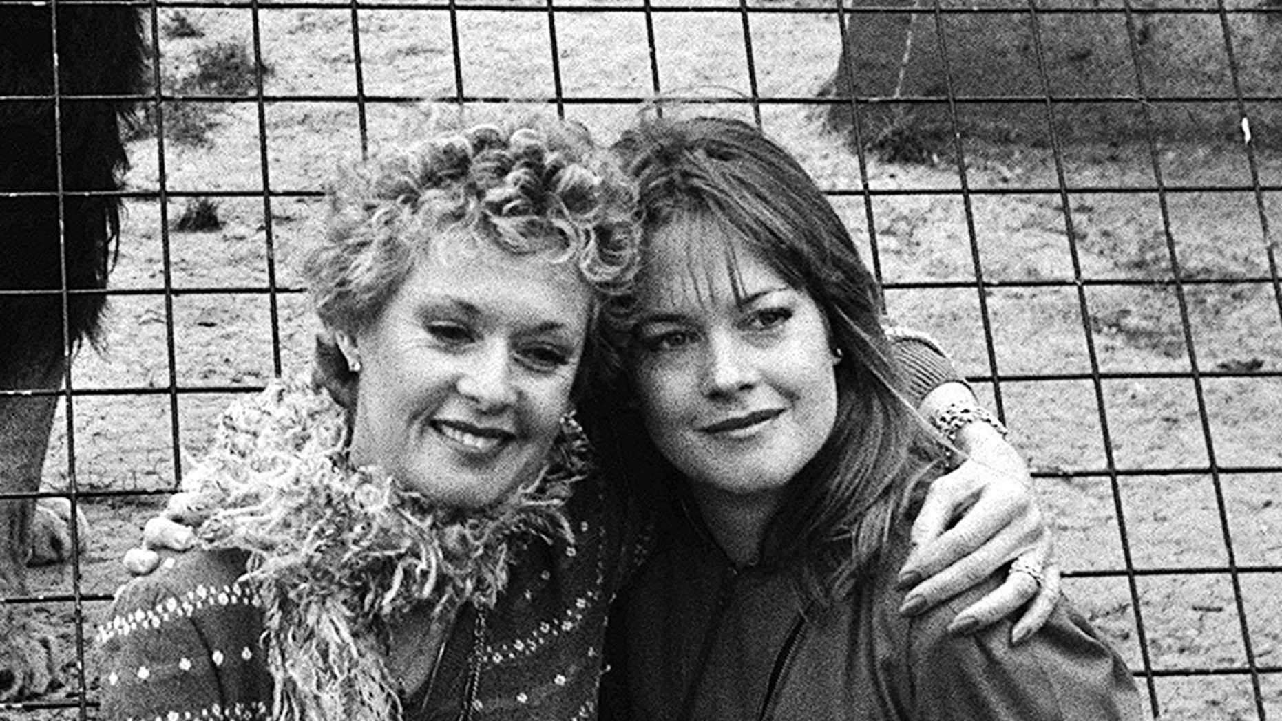 Actress Tippi Hedron and her daughter Melanie Griffith, both of whom appear in 'Roar'.   (Photo by PA Images via Getty Images)