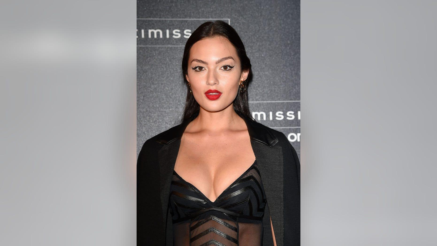 Sports Illustrated Swimsuit model Mia Kang
