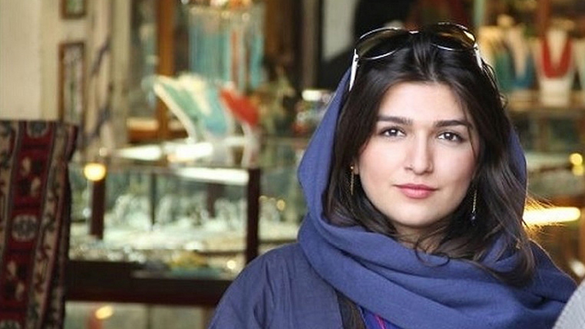 UK citizen Ghoncheh Ghavami was visiting family and working for a charity organization in Iran when she was arrested and imprisoned for attempting to attend a men-only volleyball match last June.