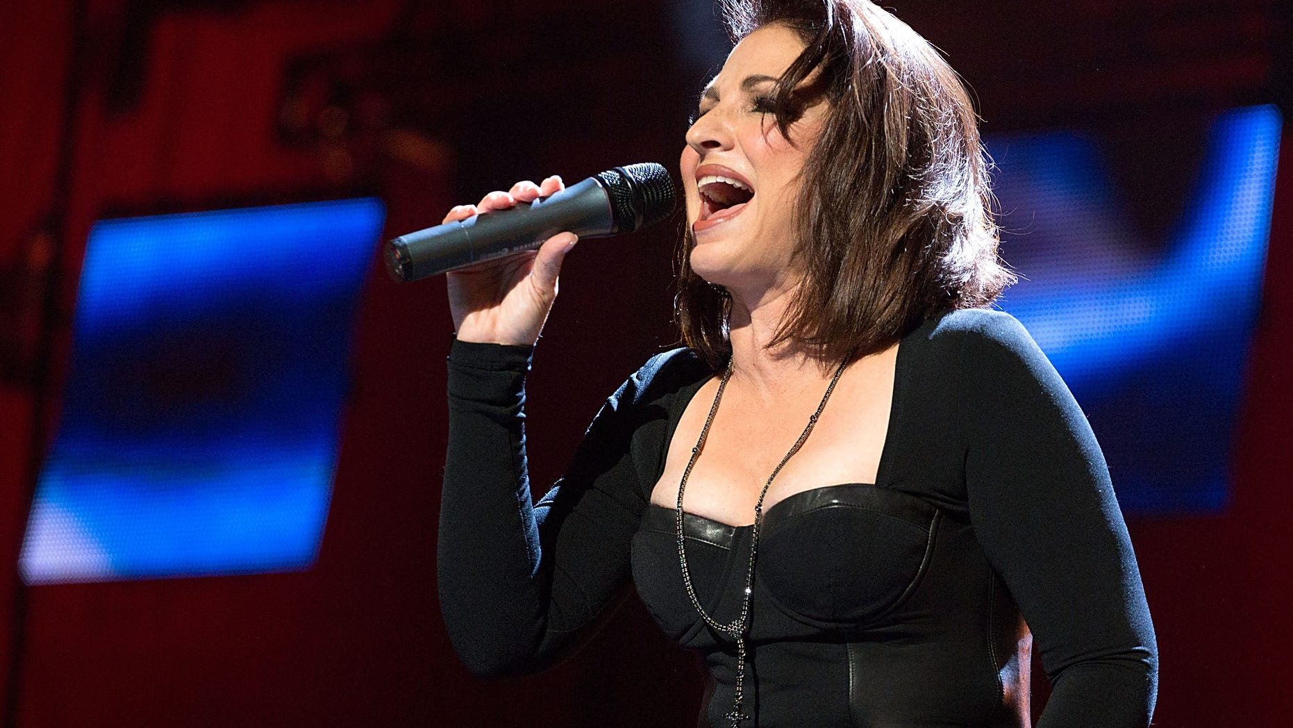 SAN ANTONIO, TX - AUGUST 31:  Gloria Estefan performs at the Festival People en Español Presented by Target at The Alamodome on August 31, 2013 in San Antonio, Texas.  (Photo by Rick Kern/Getty Images for Target)