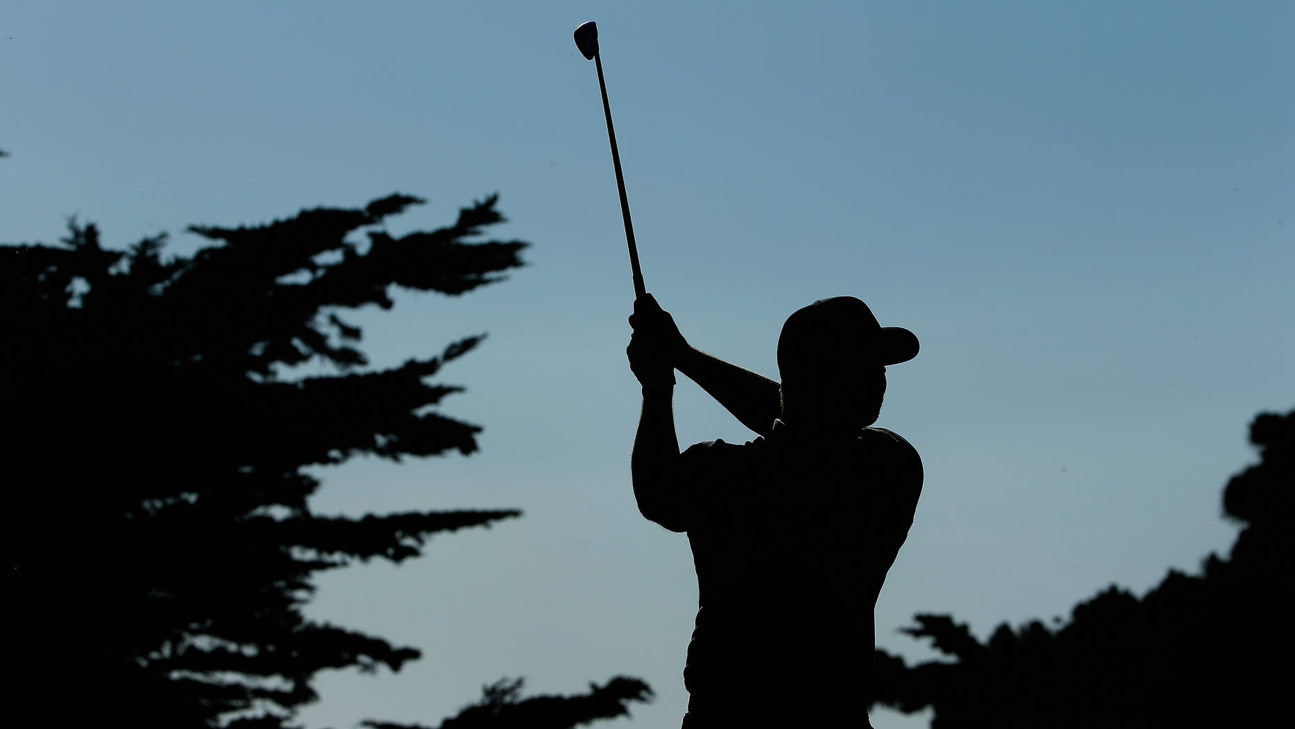 SAN FRANCISCO, CA - APRIL 30:  Ryan Moore hits a tee shot on the 13th hole during round two of the World Golf Championship Cadillac Match Play at TPC Harding Park on April 30, 2015 in San Francisco, California.  (Photo by Christian Petersen/Getty Images)