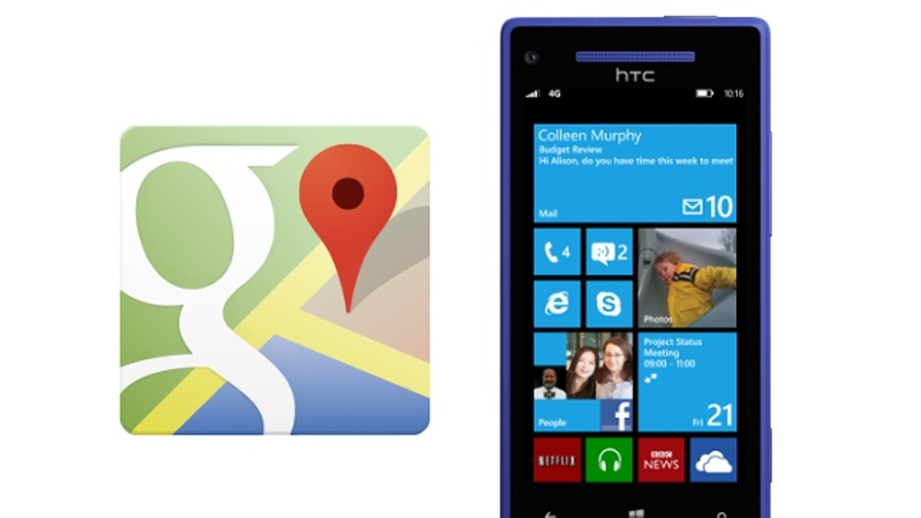 Google Shows Windows Phone Some Love, Stops Redirecting Maps | Fox News