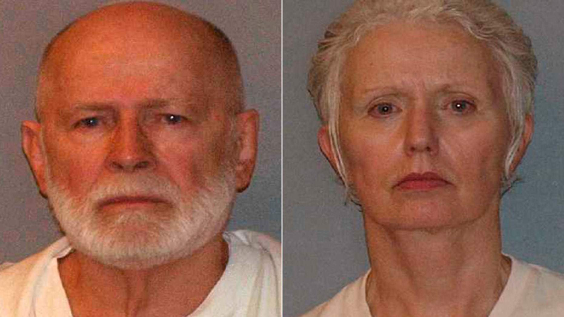 """James """"Whitey"""" Bulger said his best years were with longtime girlfriend Catherine Greig."""