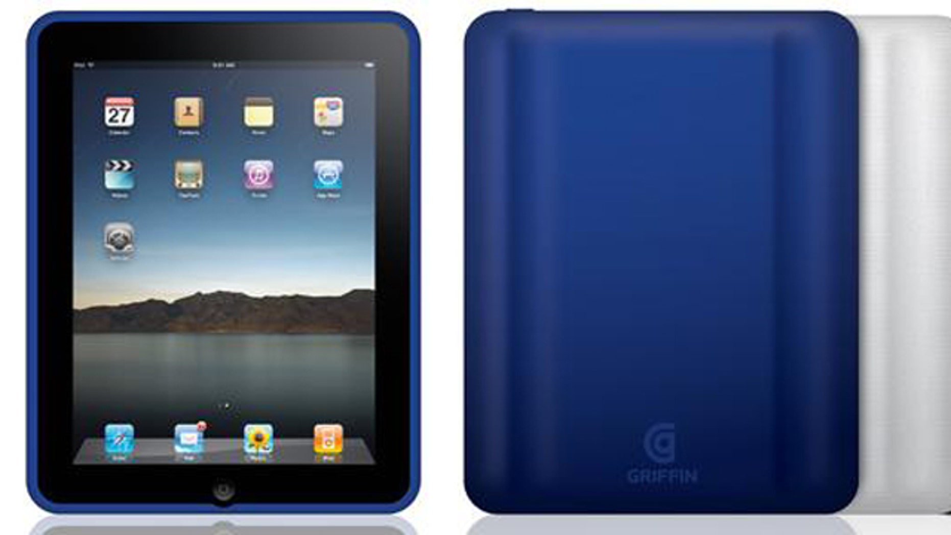 Griffin Technology's FlexGrip -- billed as flexible protection for your iPad -- is just one of a burgeoning class of accessories for the yet unreleased Apple iPad.