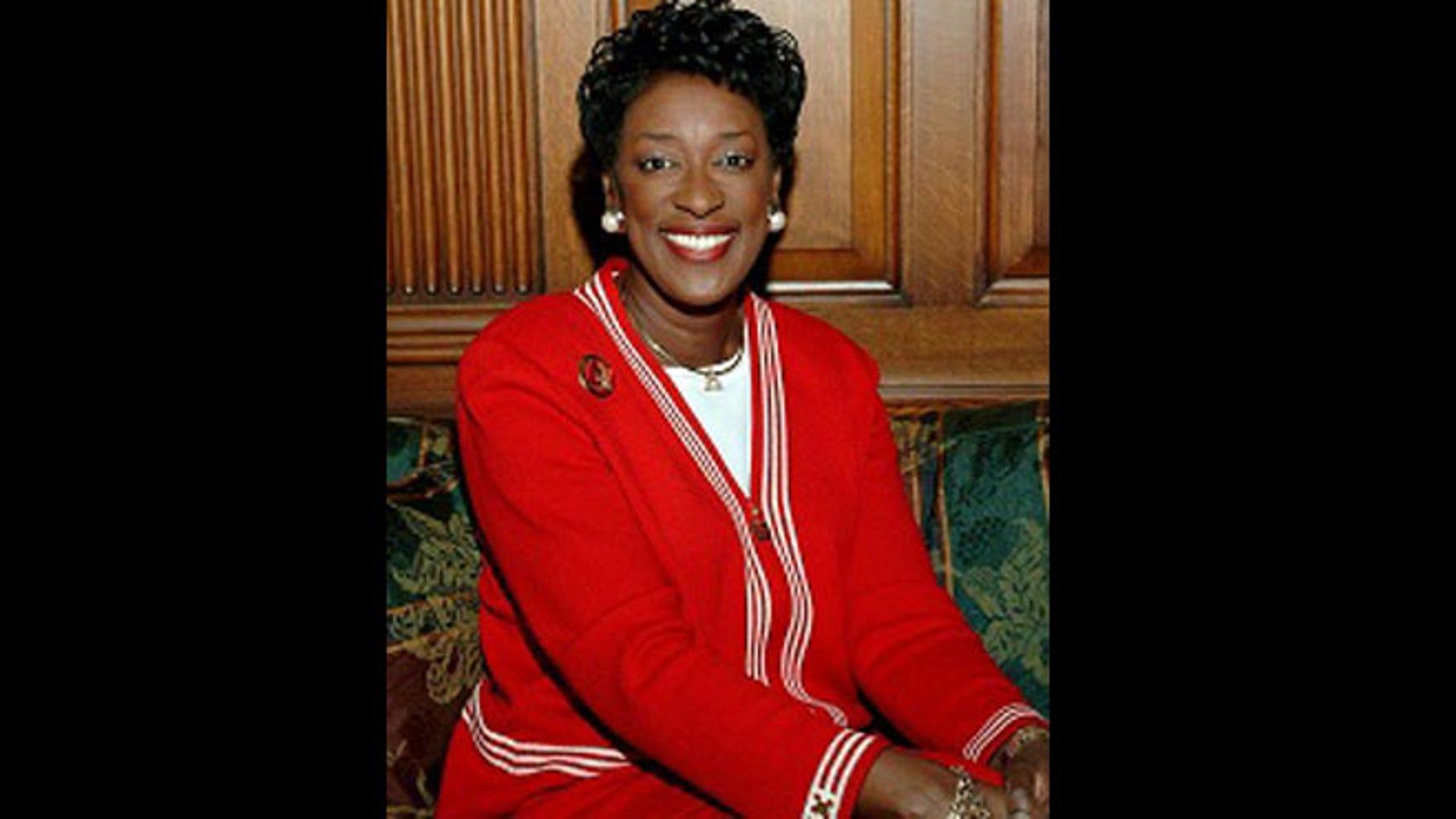 Alabama State University President Gwendolyn Boyd.