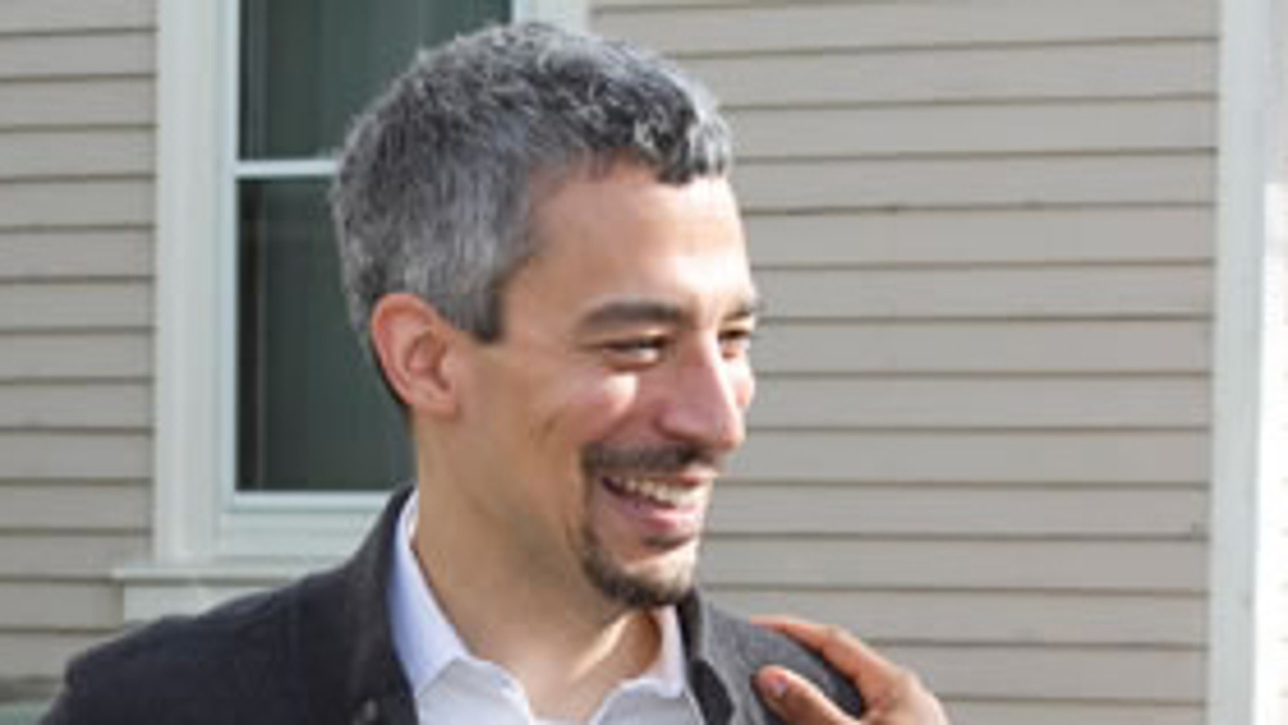 Henry Fernandez is seeking the Democratic nomination for New Haven mayor in this November's elections.
